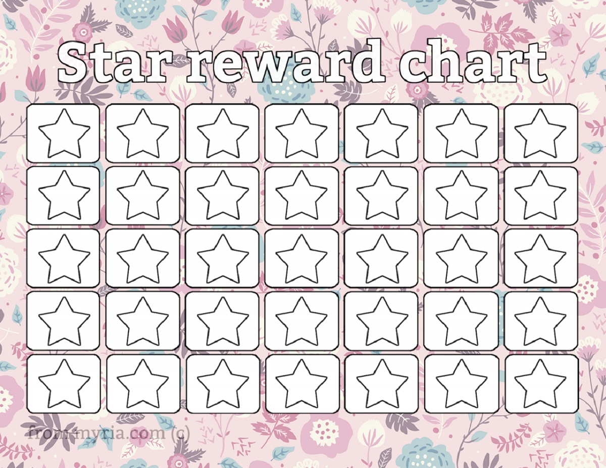 printable-reward-charts-stars  Letter Template on sample business, sample request, basic cover,