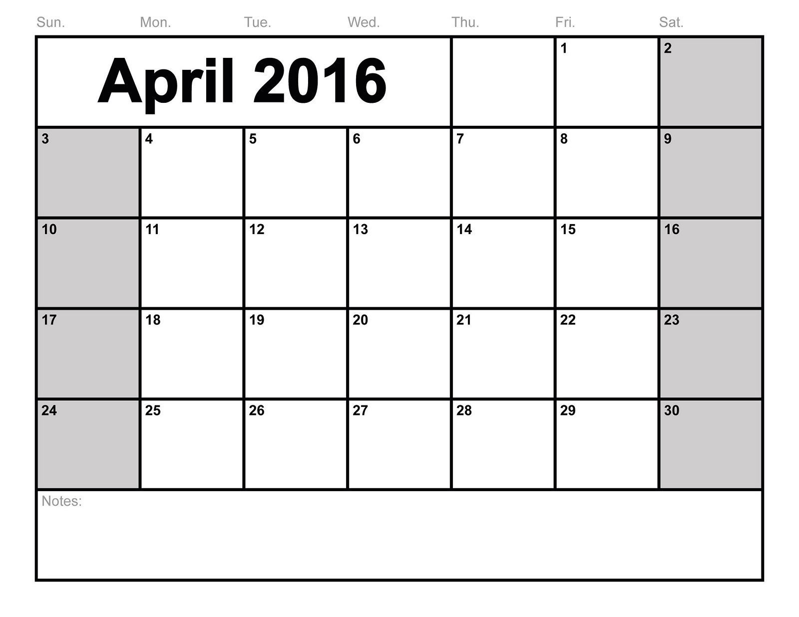 Print Blank Calendar.2016 Blank Calendars To Print Activity Shelter