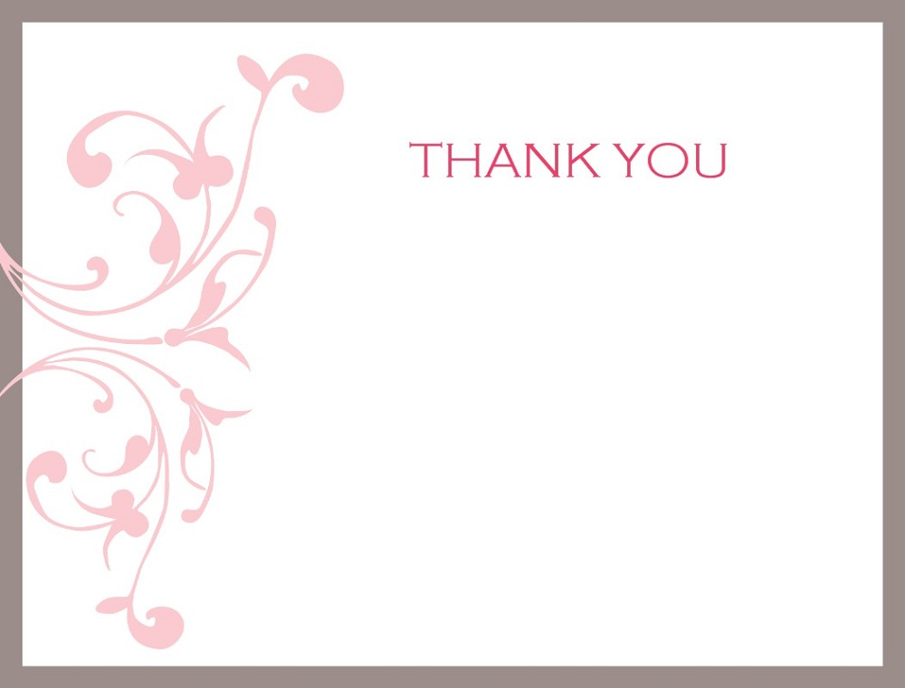 thank you note printable activity shelter. Black Bedroom Furniture Sets. Home Design Ideas