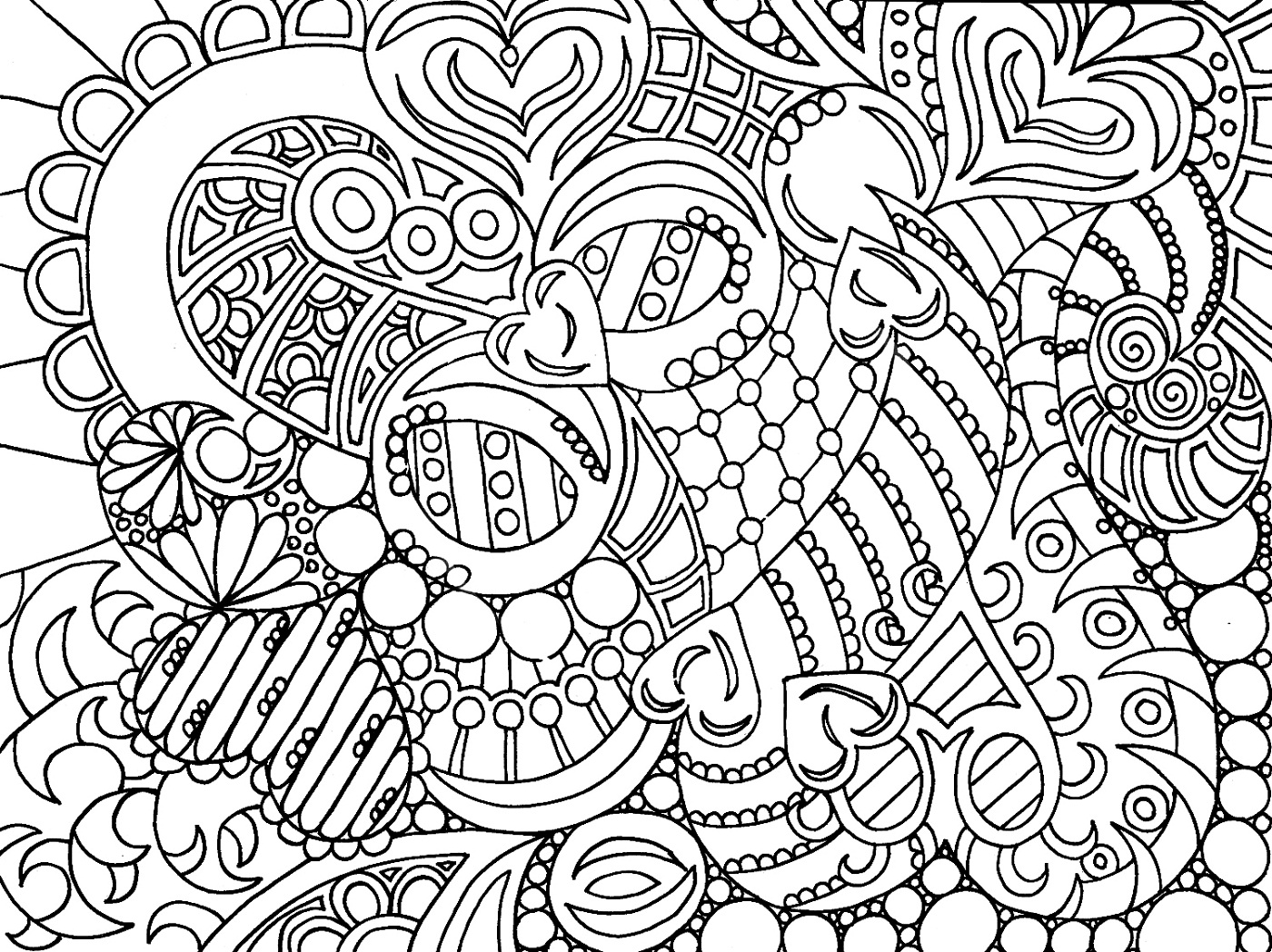 free coloring for adults
