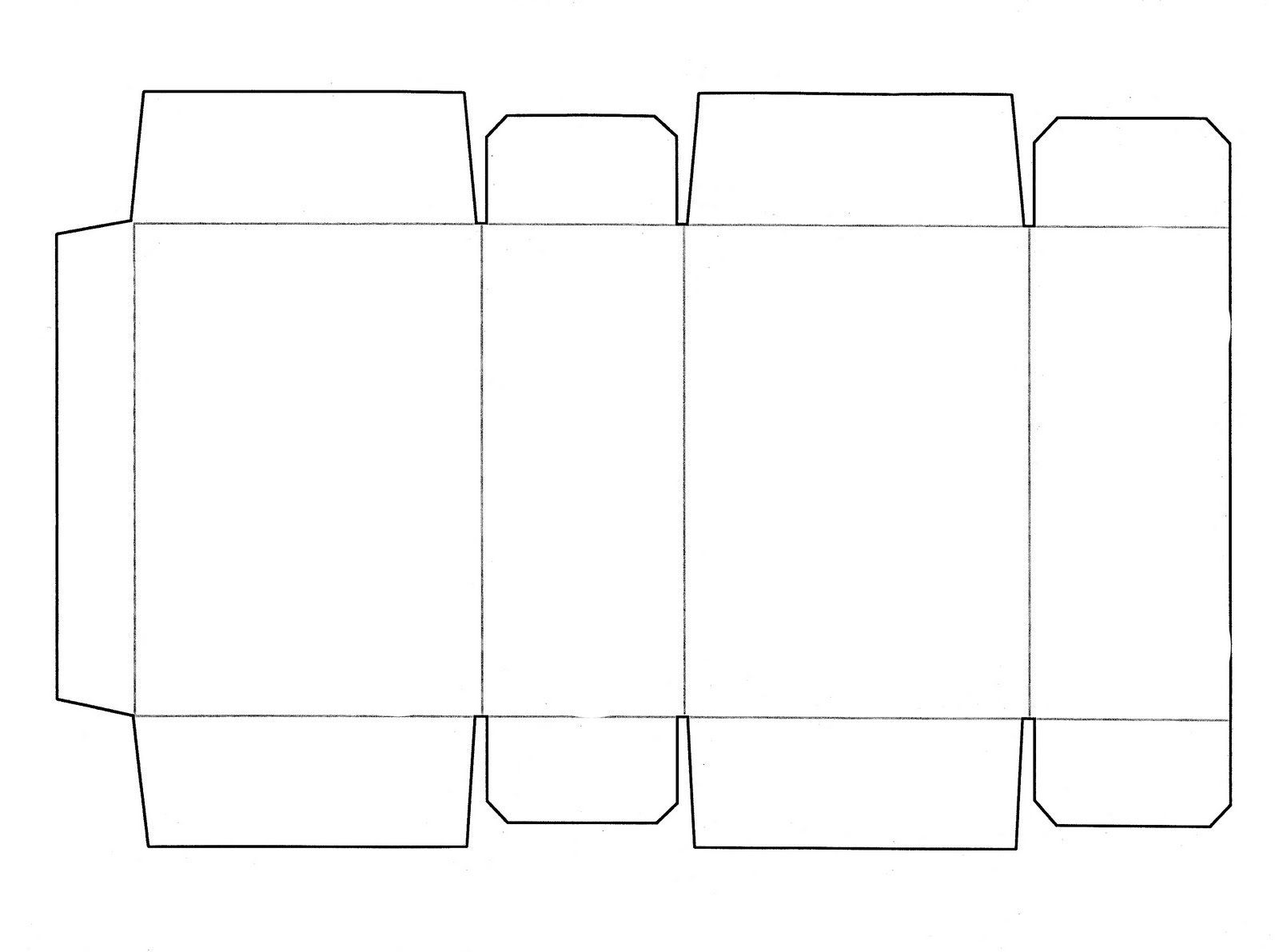 box template simple