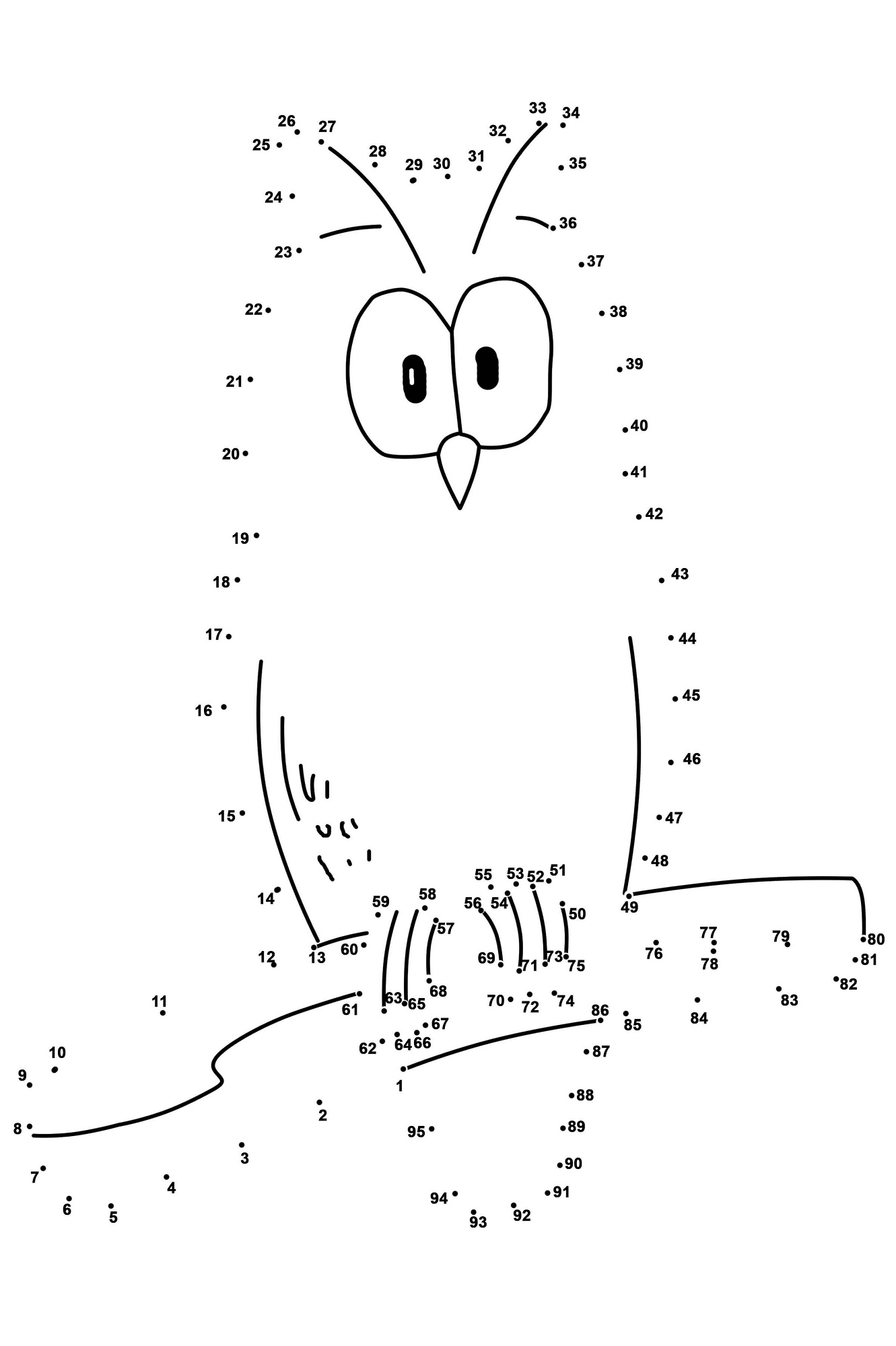 Hidden Letters Z furthermore Dot To Dot Printables as well Scorpion Coloring Pages as well within Temptation likewise Story. on print