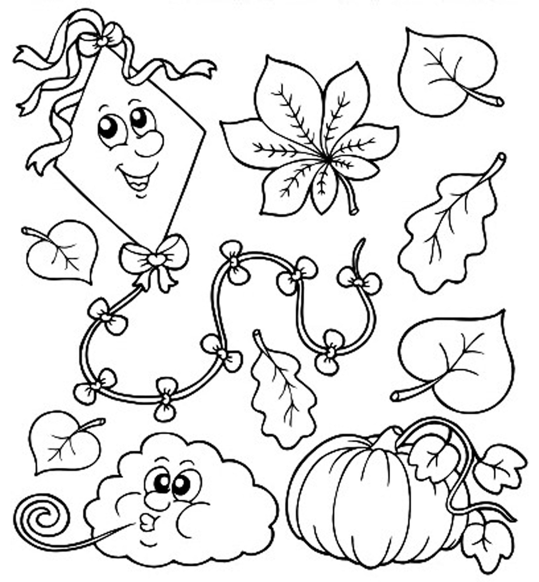 fall coloring best