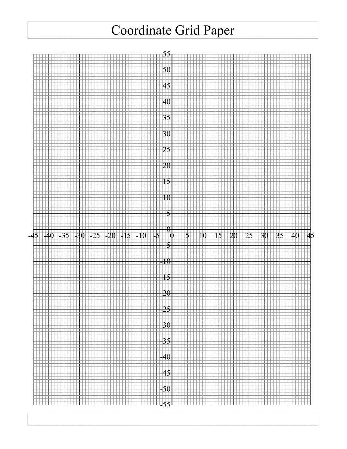 graph paper worksheets coordinate