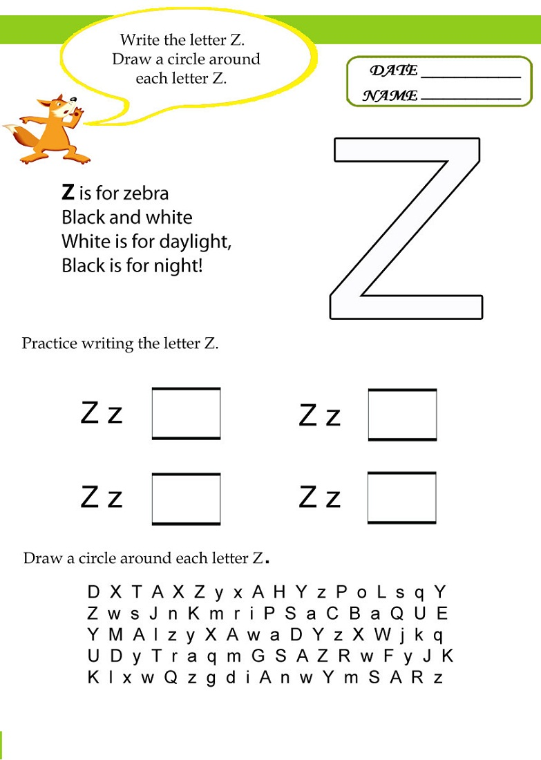 Free Worksheet Letter Z Worksheet letter z worksheets to print activity shelter worksheet printable