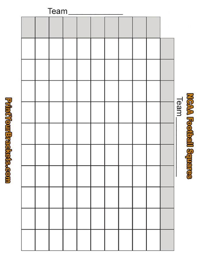 photograph regarding Printable Squares named Printable Soccer Squares Recreation Shelter