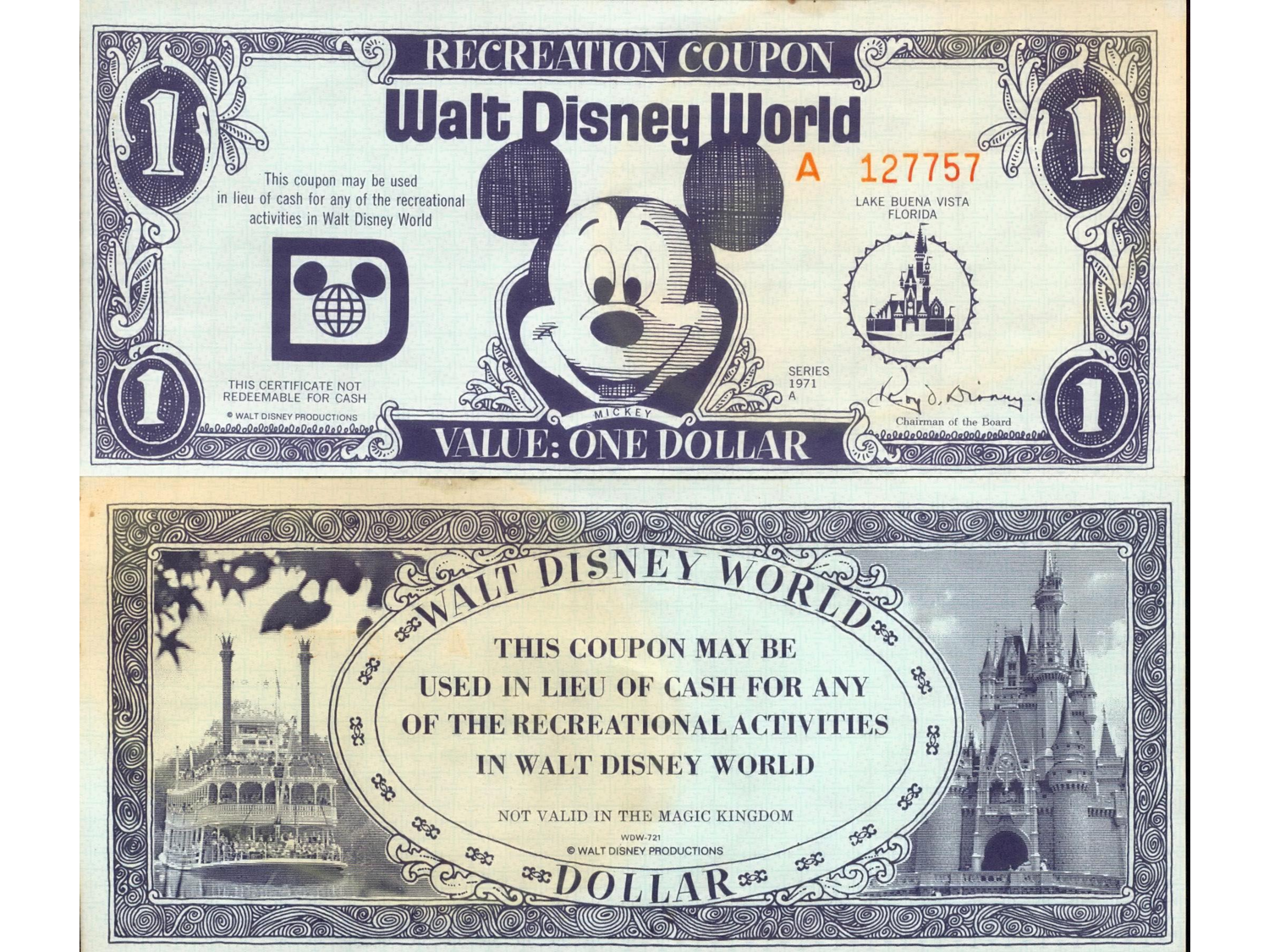 printable play money disney