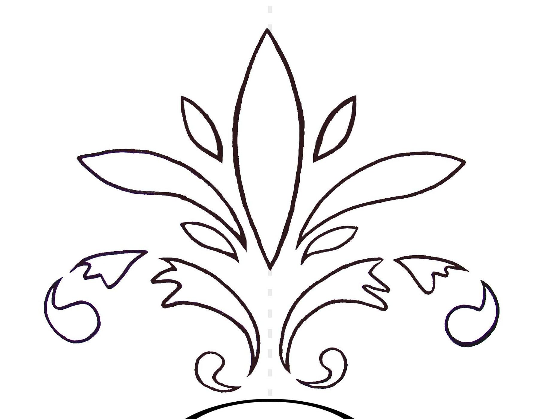 printable stencils pattern