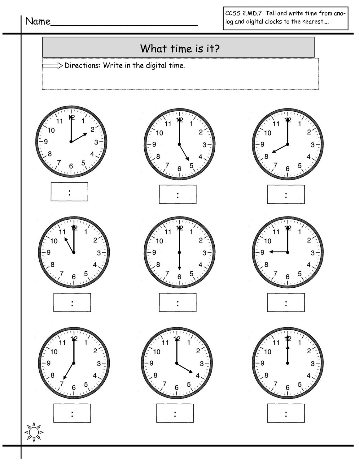 time elapsed worksheets for school