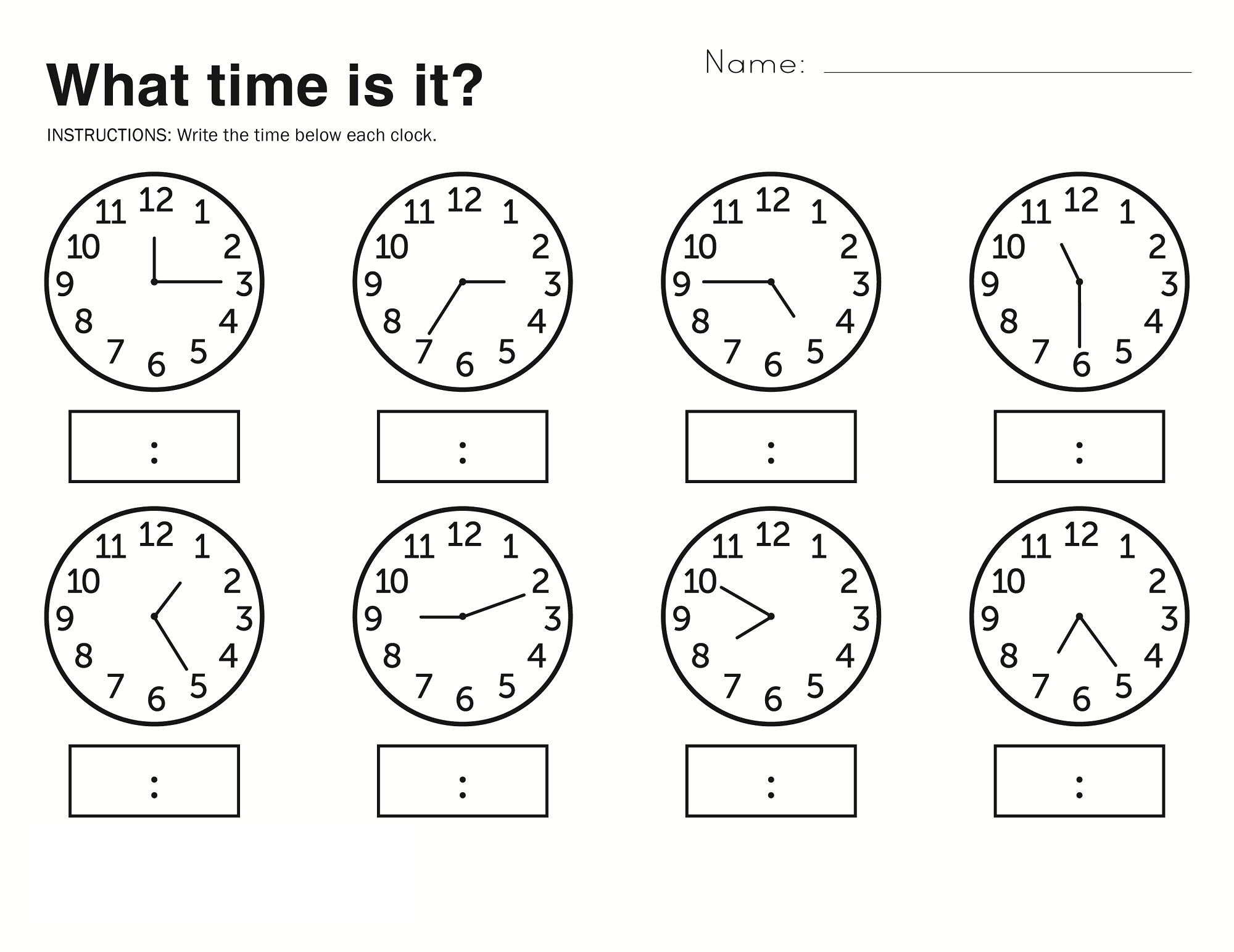 time elapsed worksheets new
