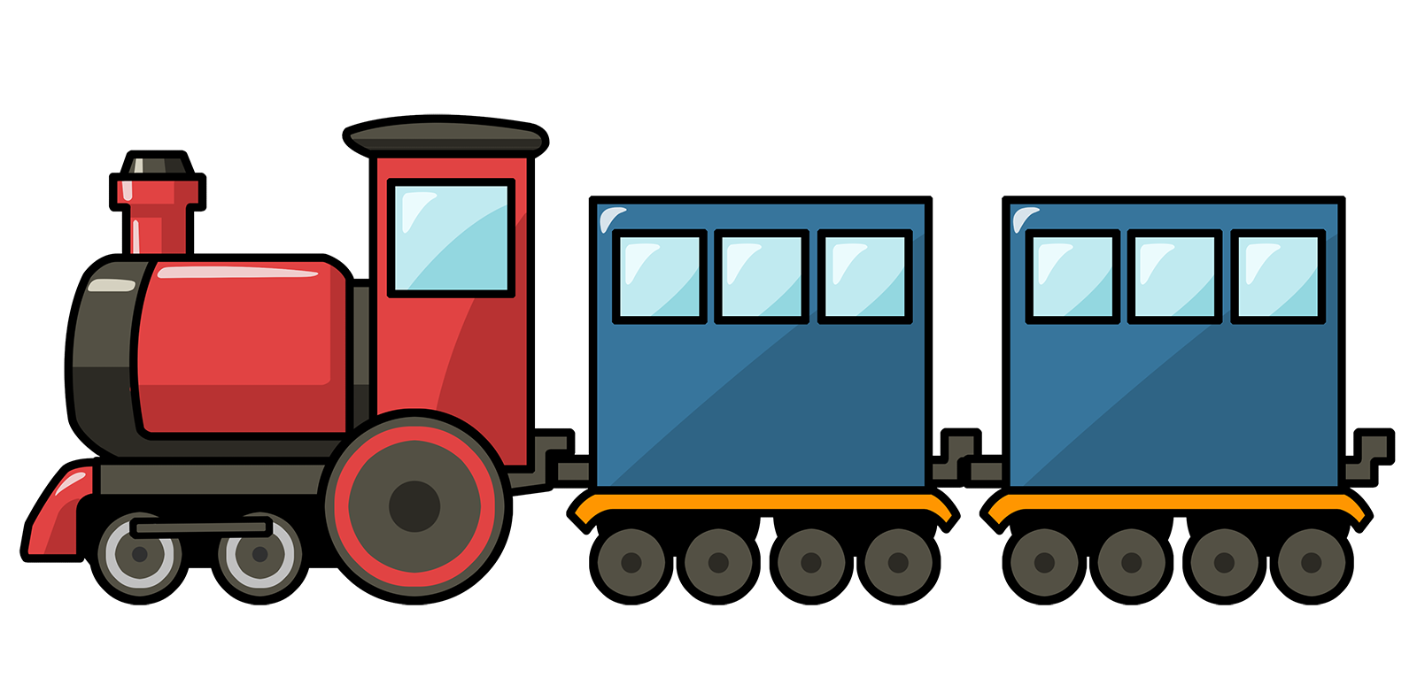train kids new