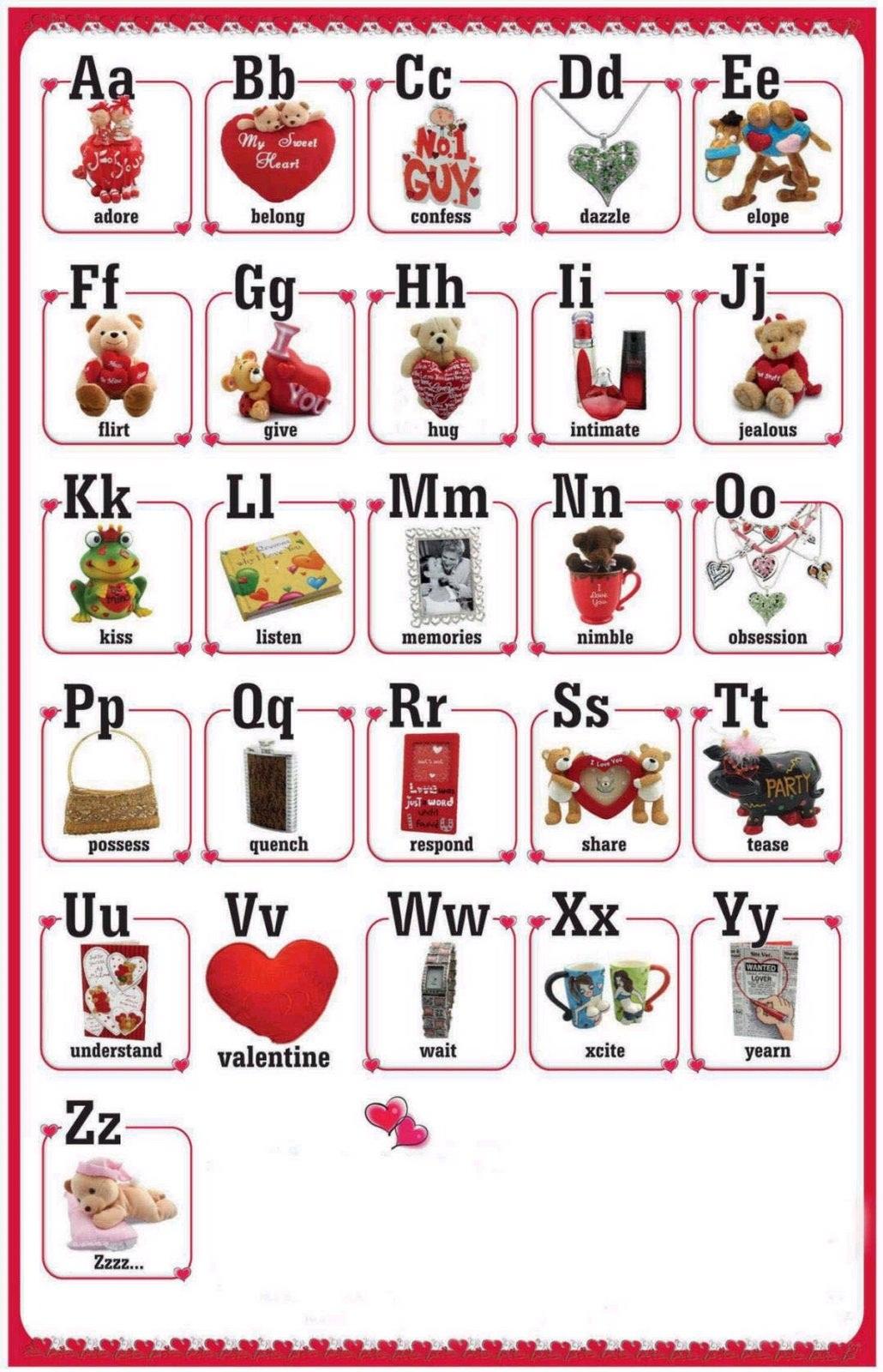 alphabet printables funny