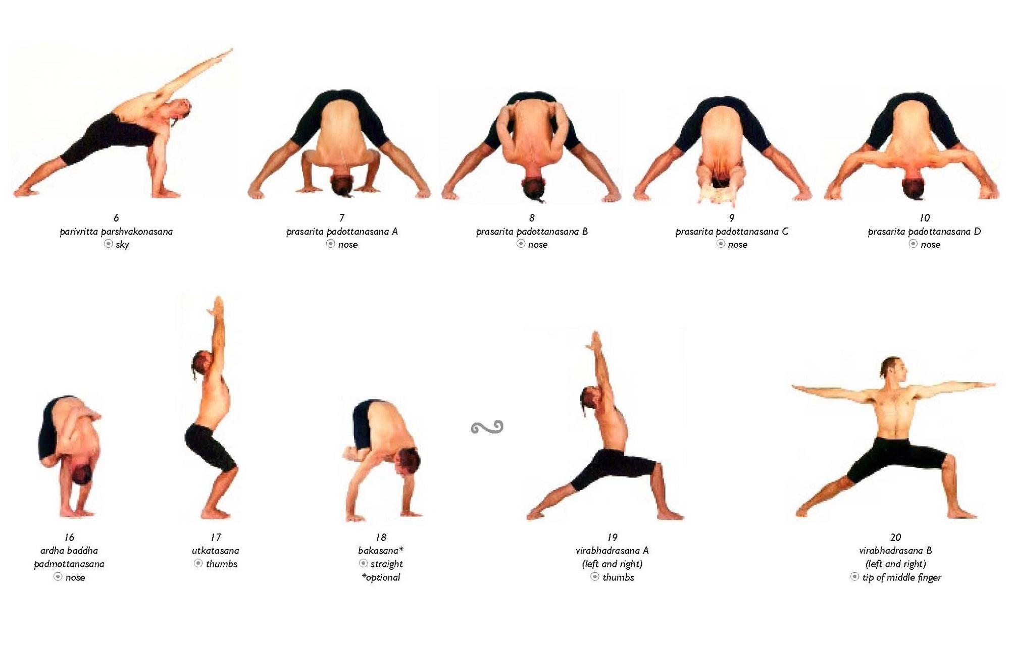 asanas yoga free