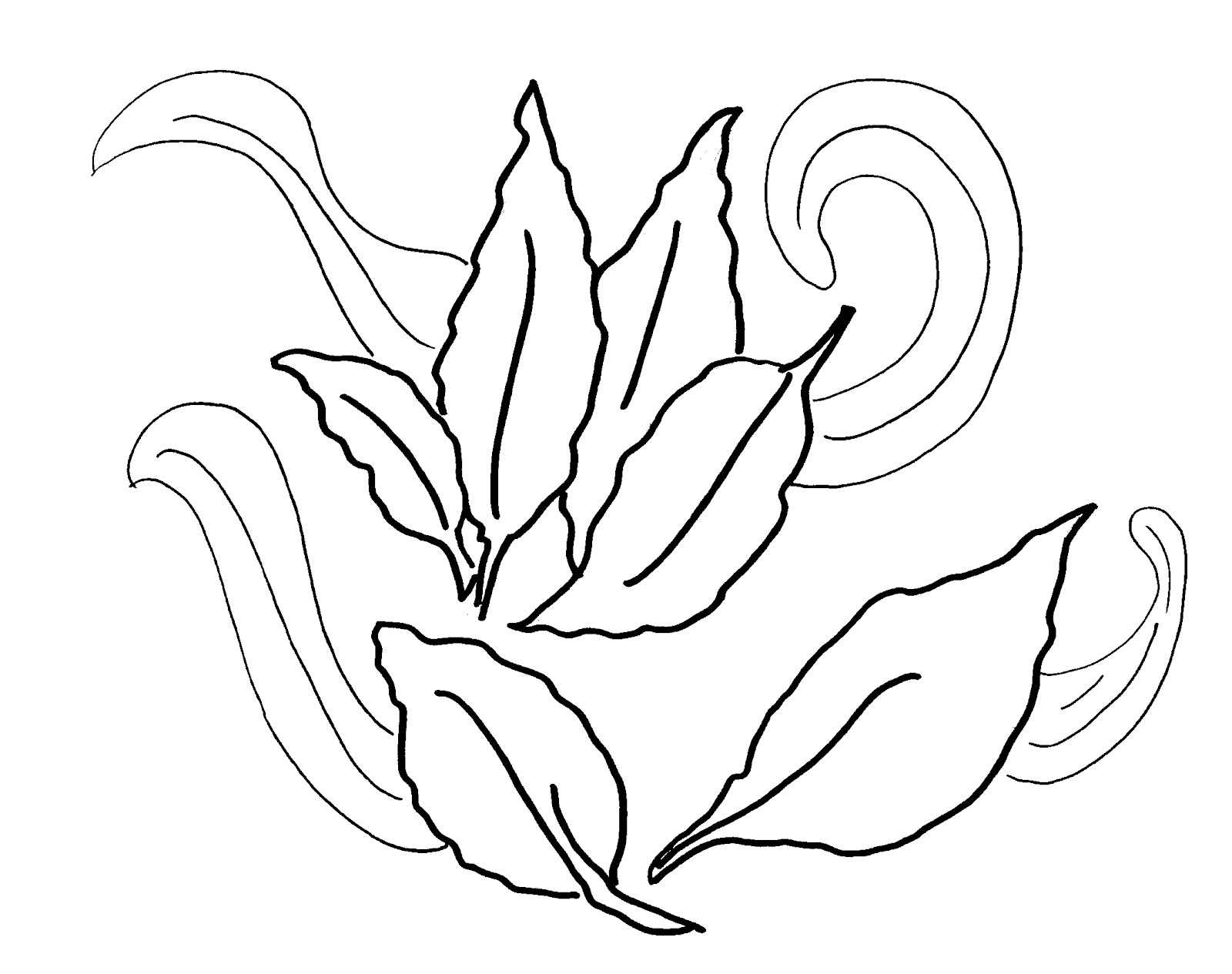 fall coloring sheets free