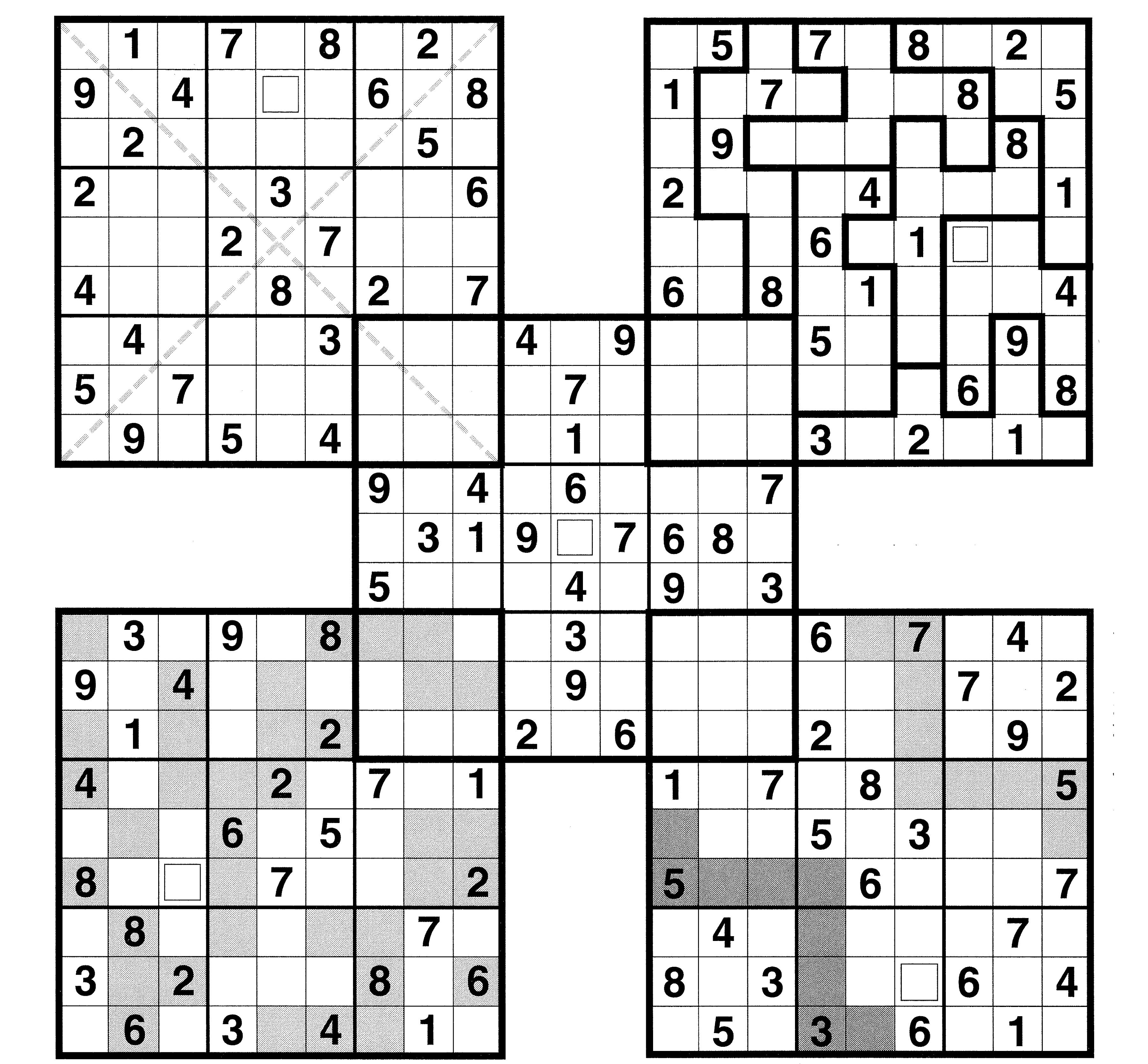 sudoku high fives new