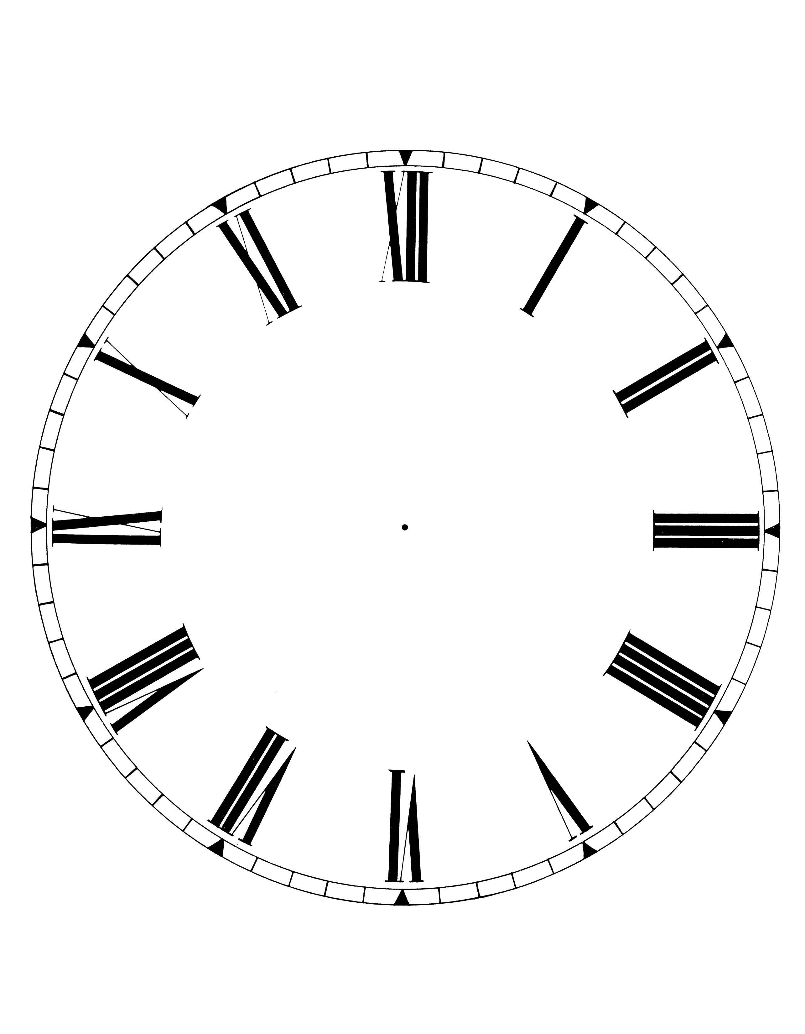 image relating to Blank Clock Face Printable named Blank Clock Faces Printable Video game Shelter