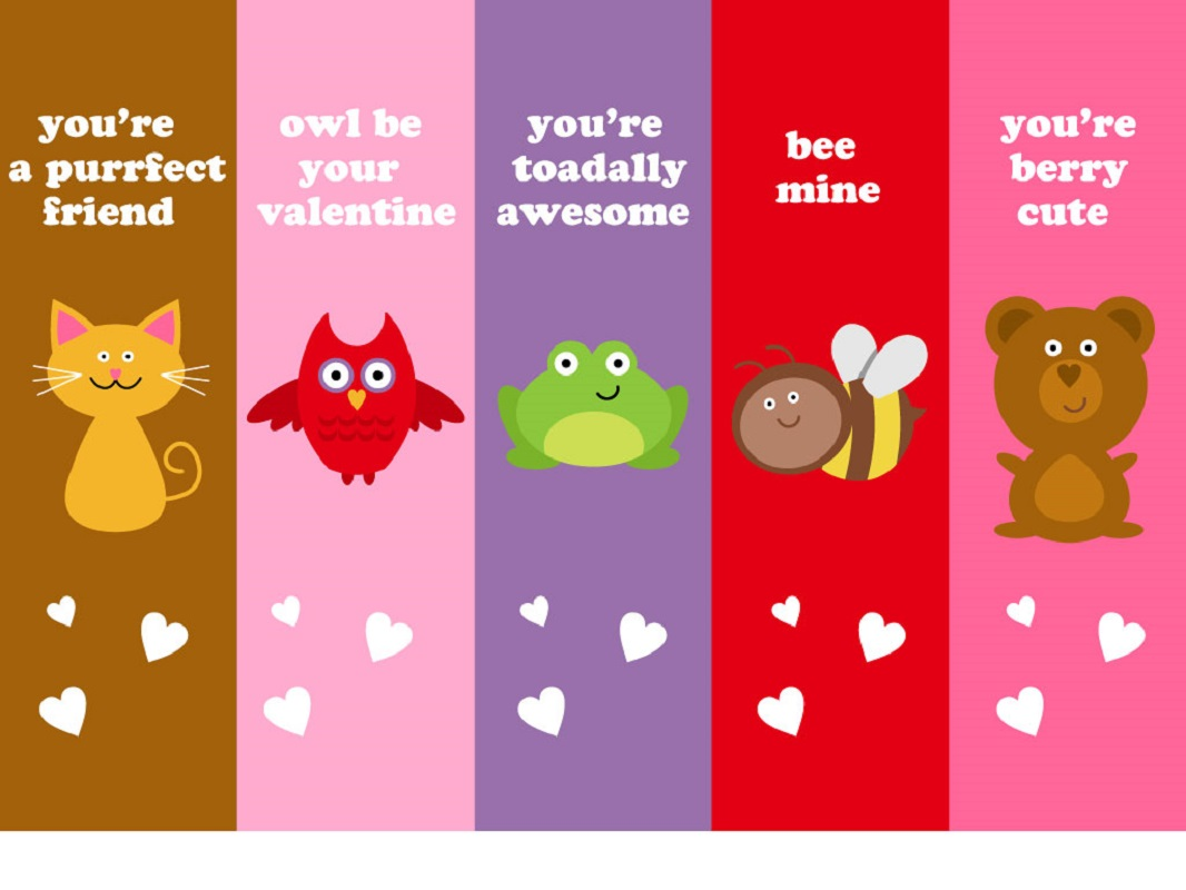 cute bookmarks for kids