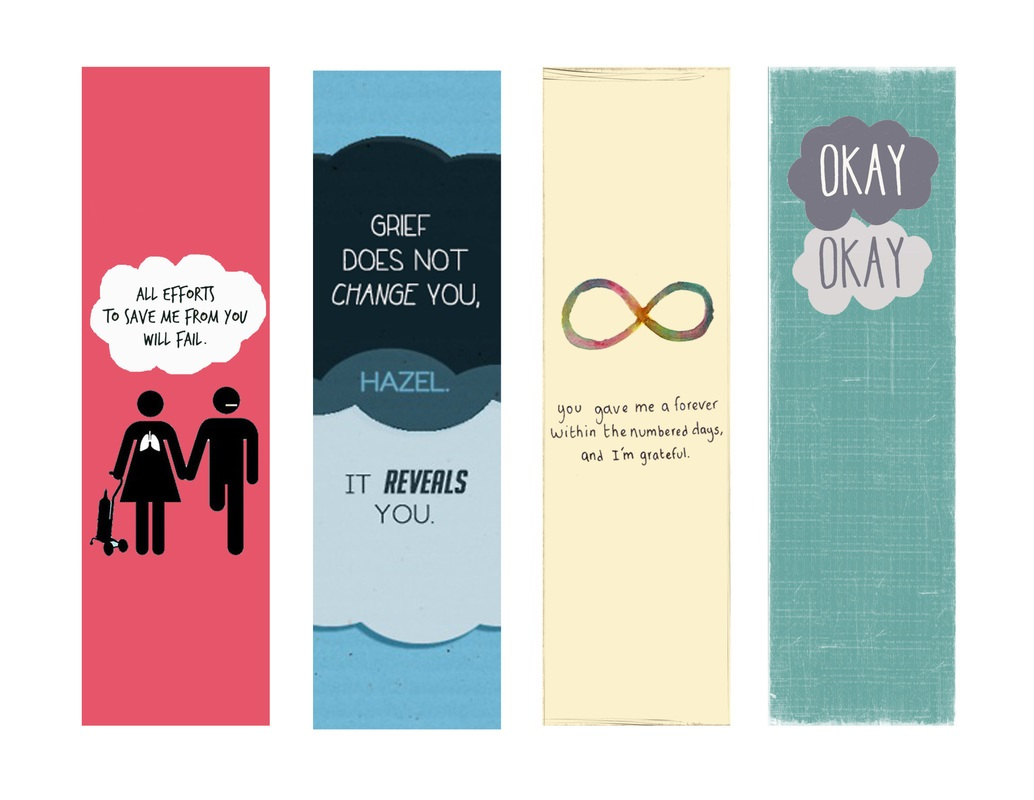 cute bookmarks for teenagers