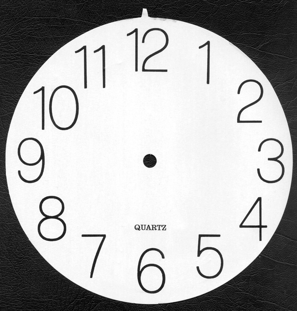 Free Clock Faces Printable | Activity Shelter