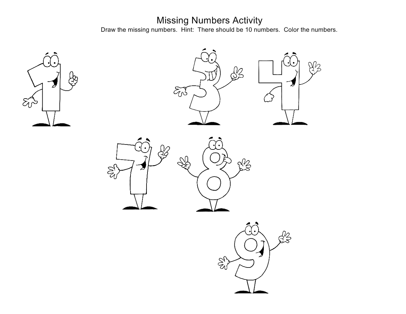 fun activity sheets task