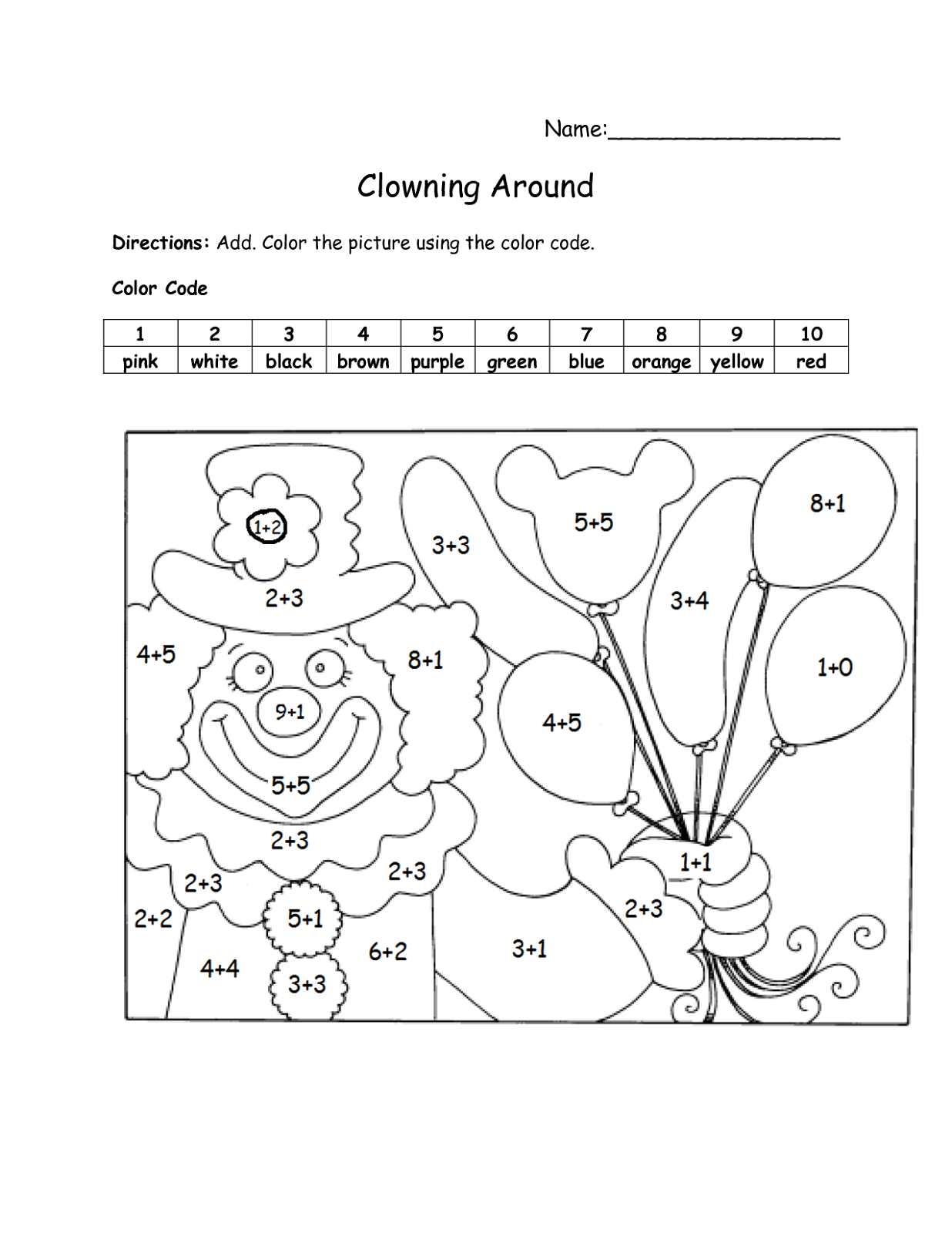 fun math activities printable math worksheet and easy addition worksheets 425