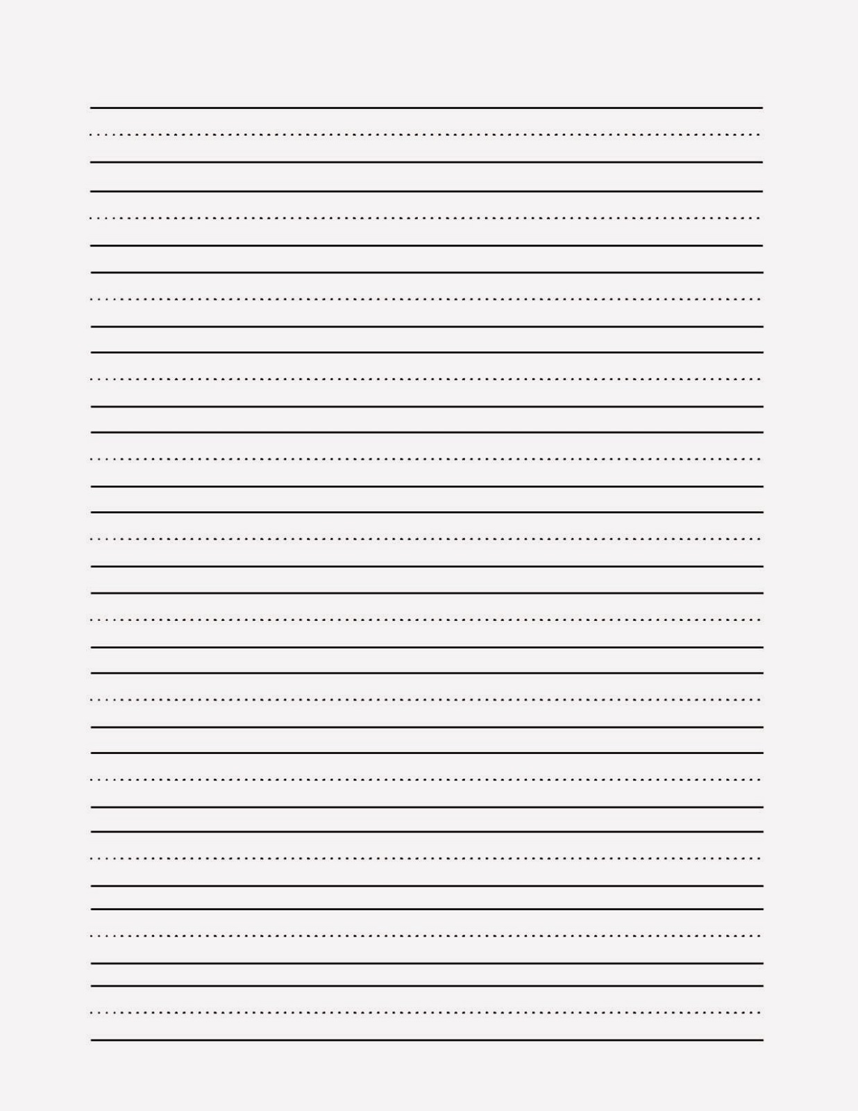 printable notebook paper common