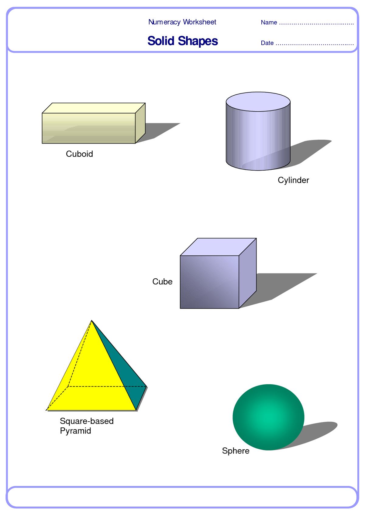 shape nets 4D