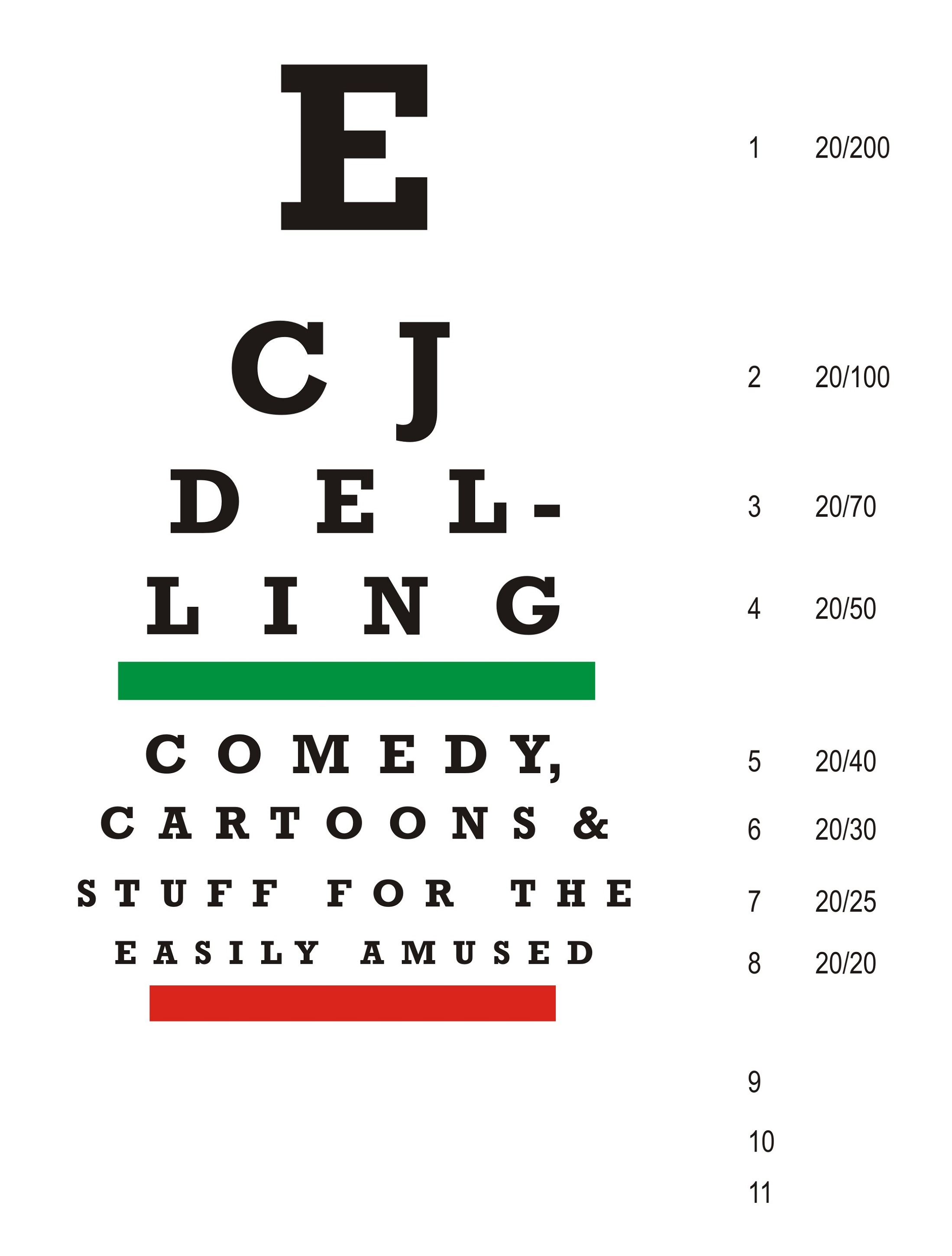 graphic regarding Printable Eye Charts known as Printable Snellen Charts Recreation Shelter