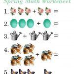 math worksheet : simple maths worksheets for 5 year olds  it s a match free  : Maths For 5 Year Olds Worksheets