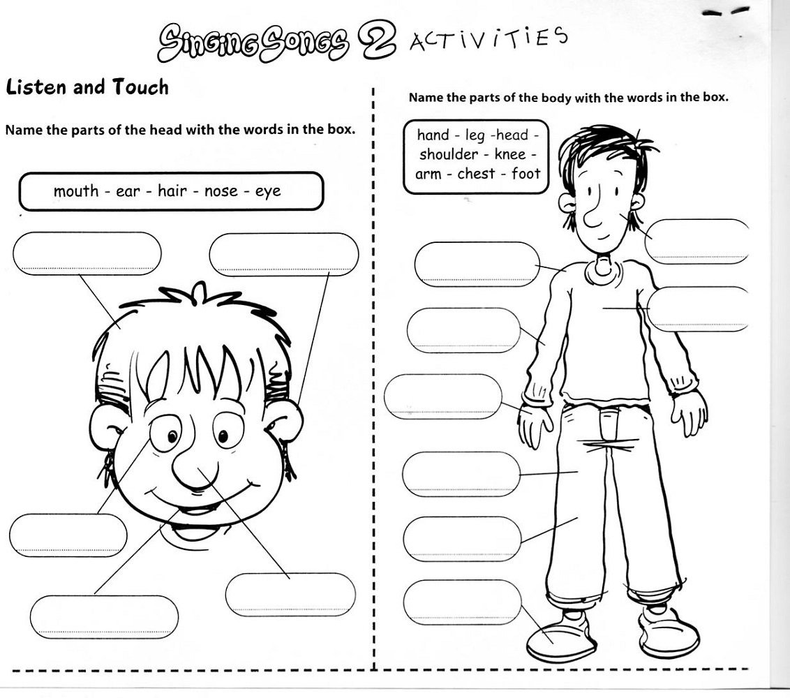 Activity Sheets for Teenagers Activity Shelter