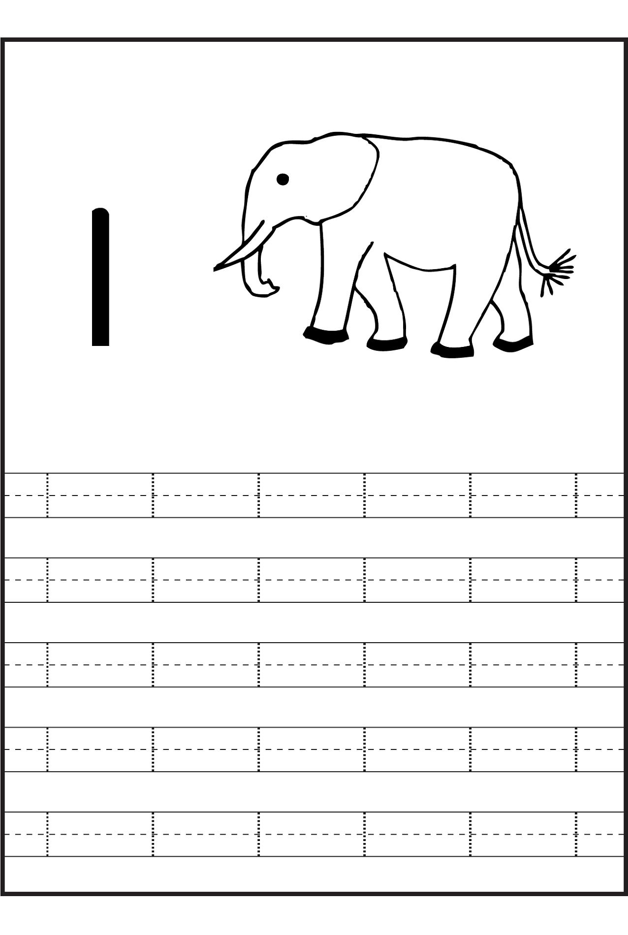 free number worksheets number 1