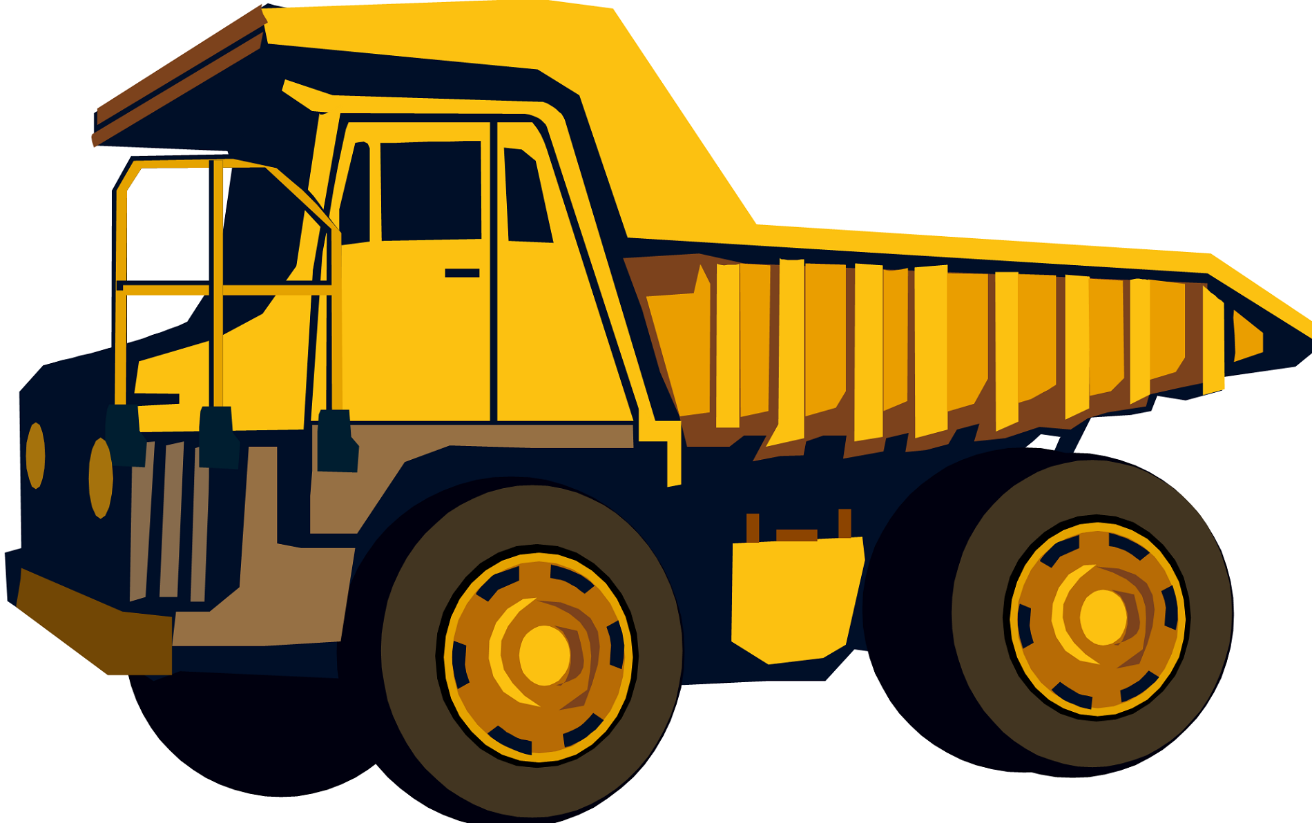 big-truck-pictures-for-kids-yellow