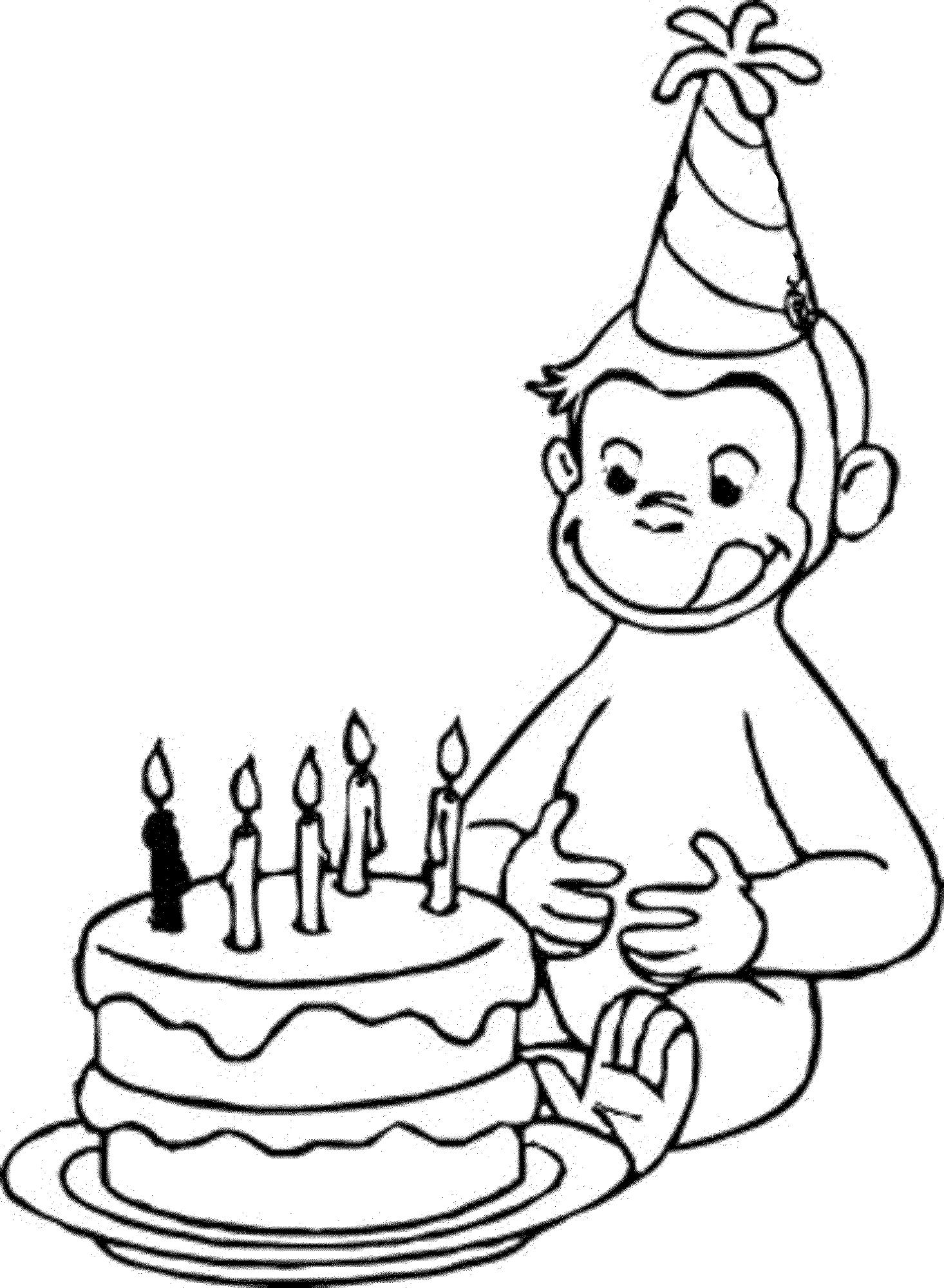 Днем, раскраска с днем рождения мальчику 11 лет
