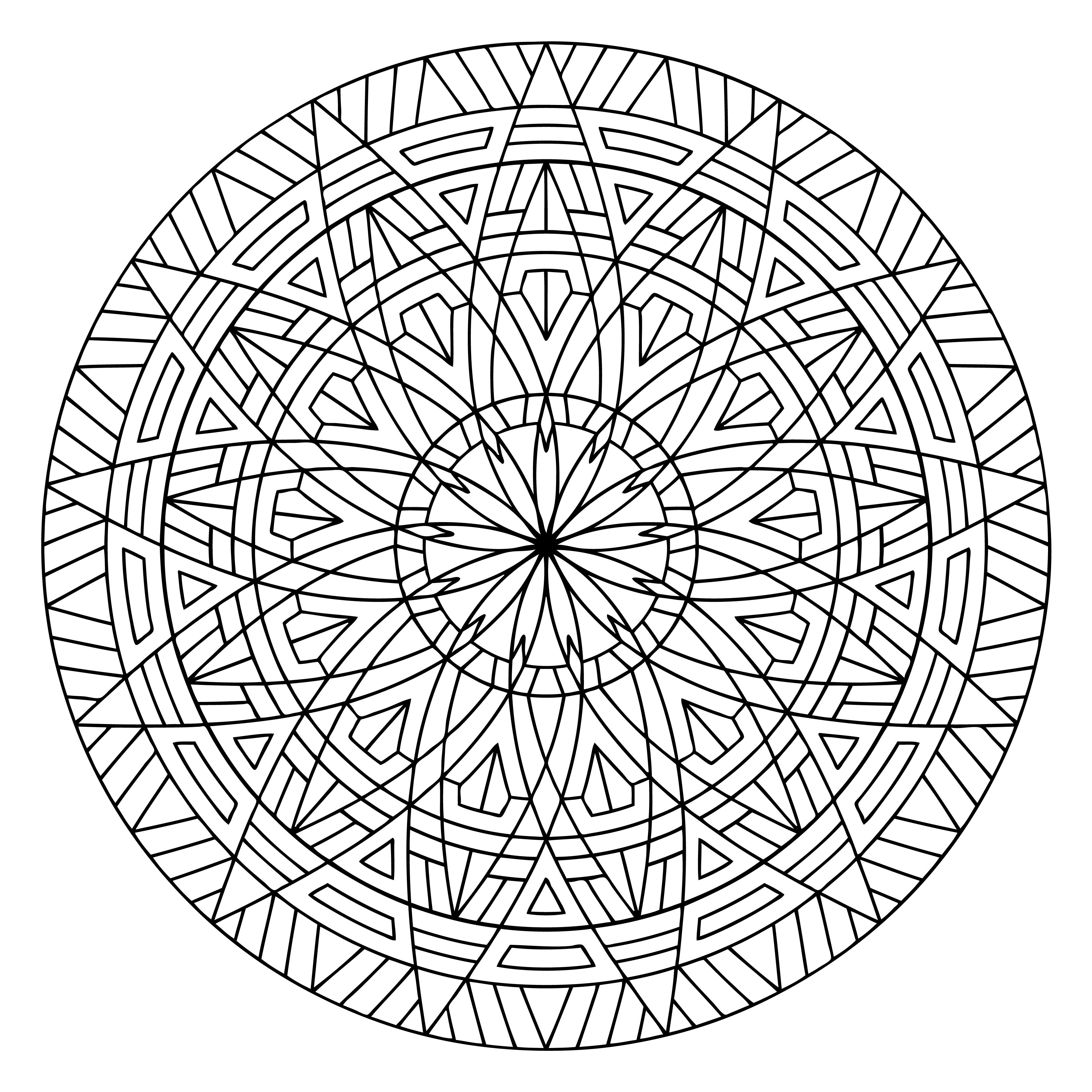 circle-shape-pattern-for-coloring