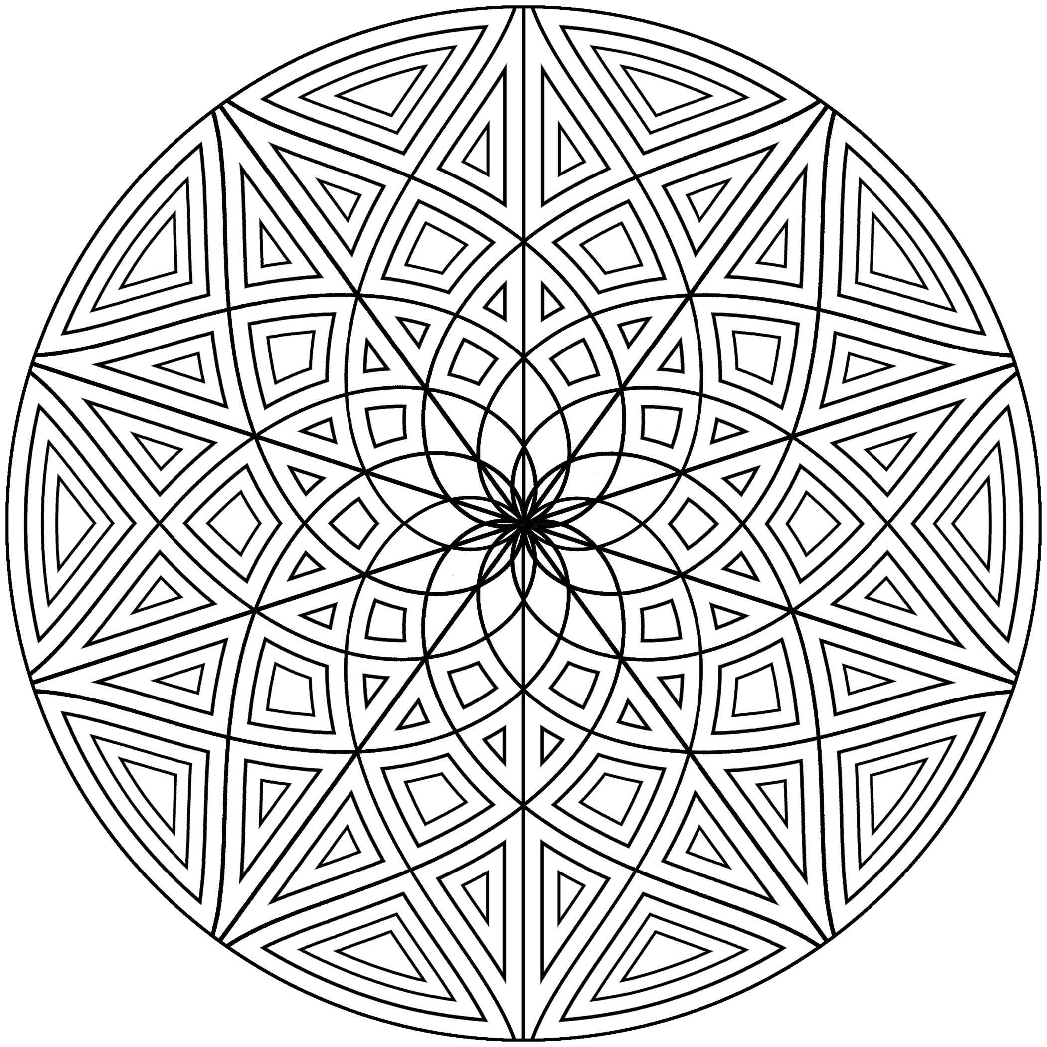 circle-shape-pattern-free