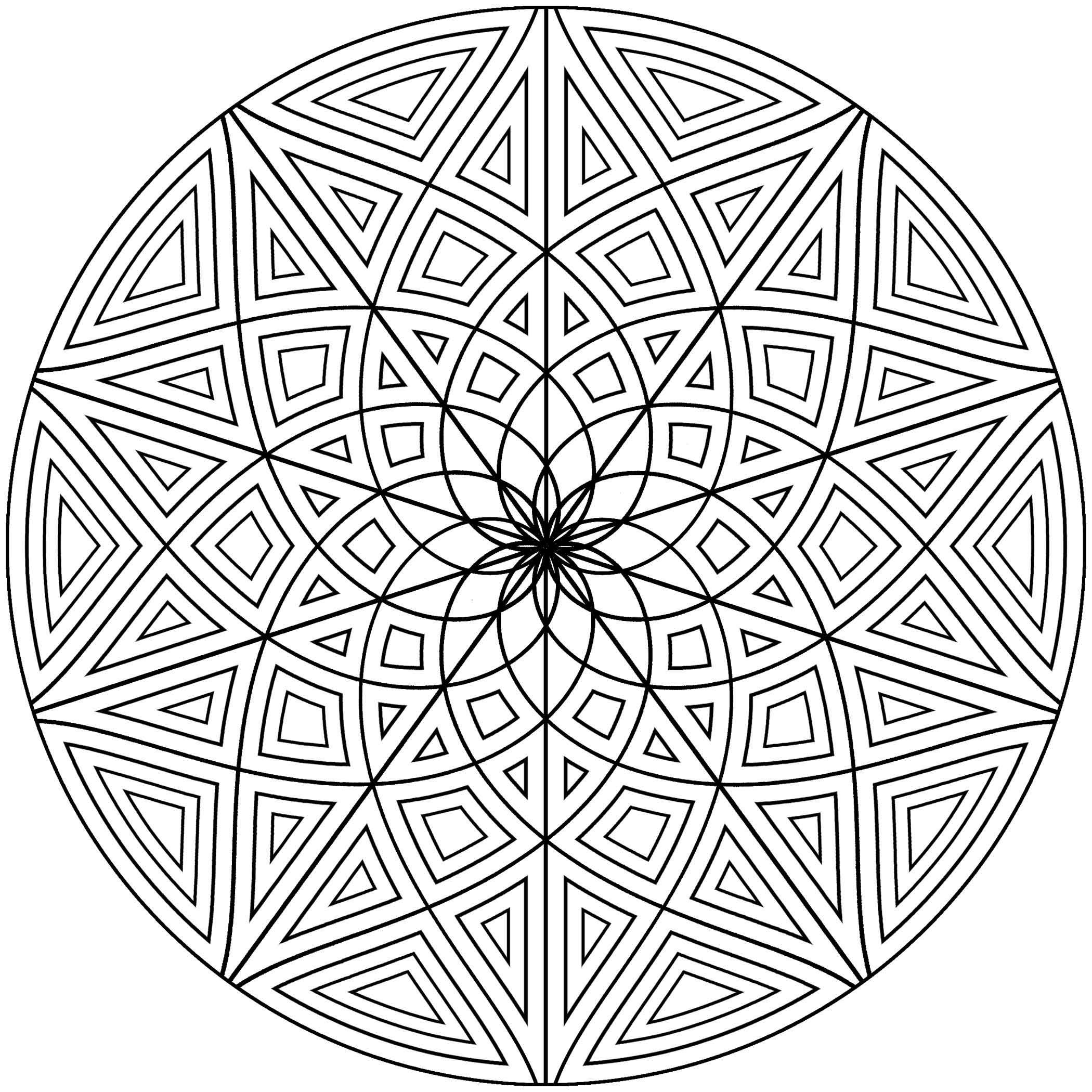 circle-shape-pattern-free