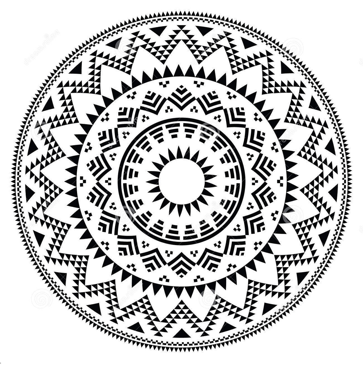 circle-shape-pattern-nice