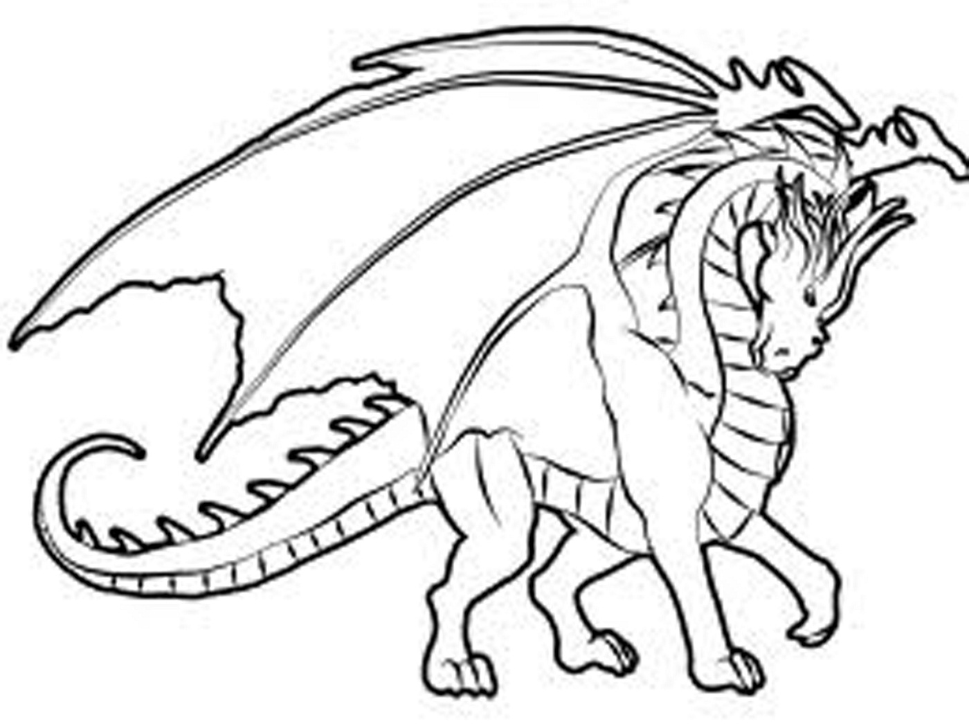 free-activity-pages-for-kids-dragon