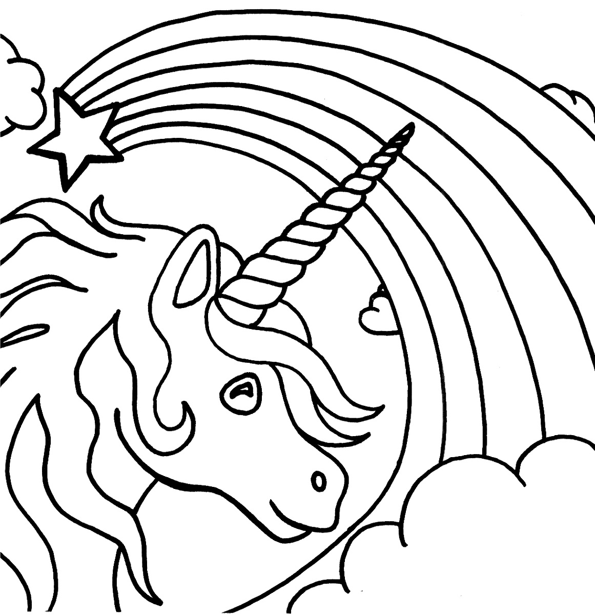 free-activity-pages-for-kids-unicorn