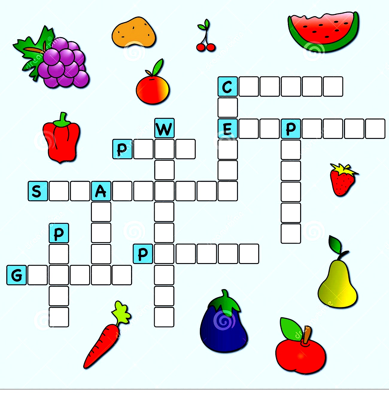 free-crosswords-for-kids-easy