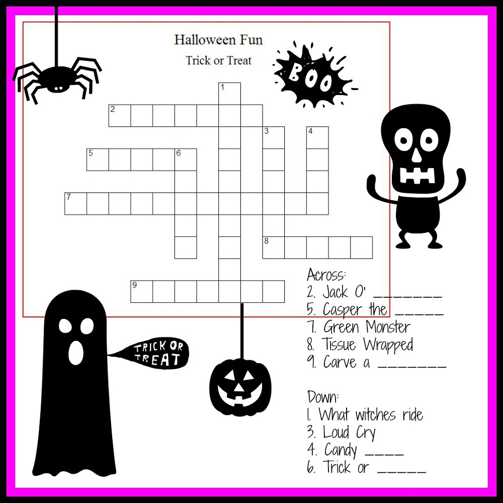 free-crosswords-for-kids-halloween