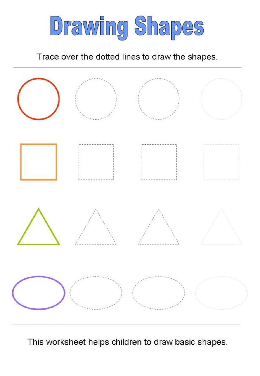 free-shape-worksheets-drawing