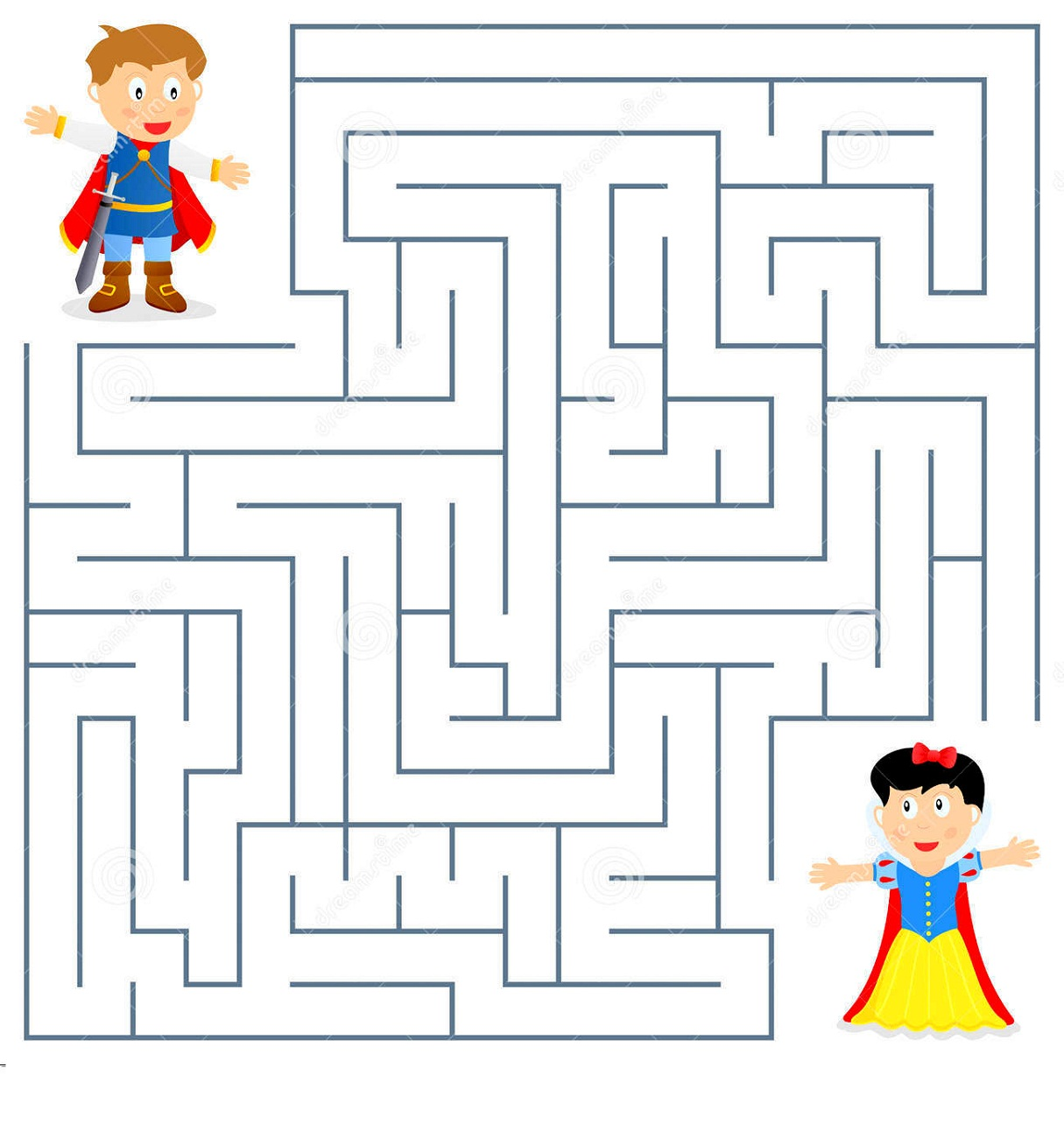 fun-mazes-for-kids-princess