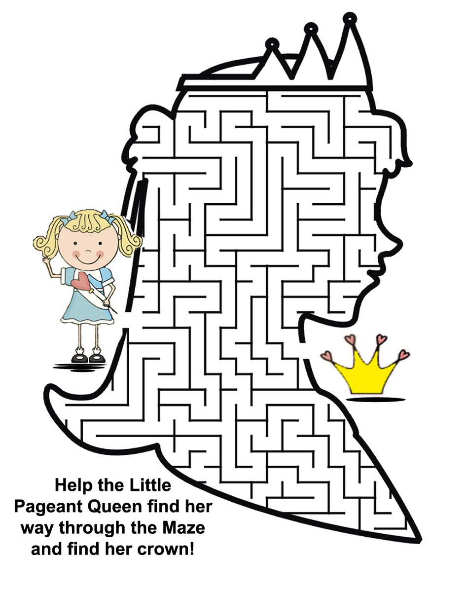 fun-mazes-for-kids-queen