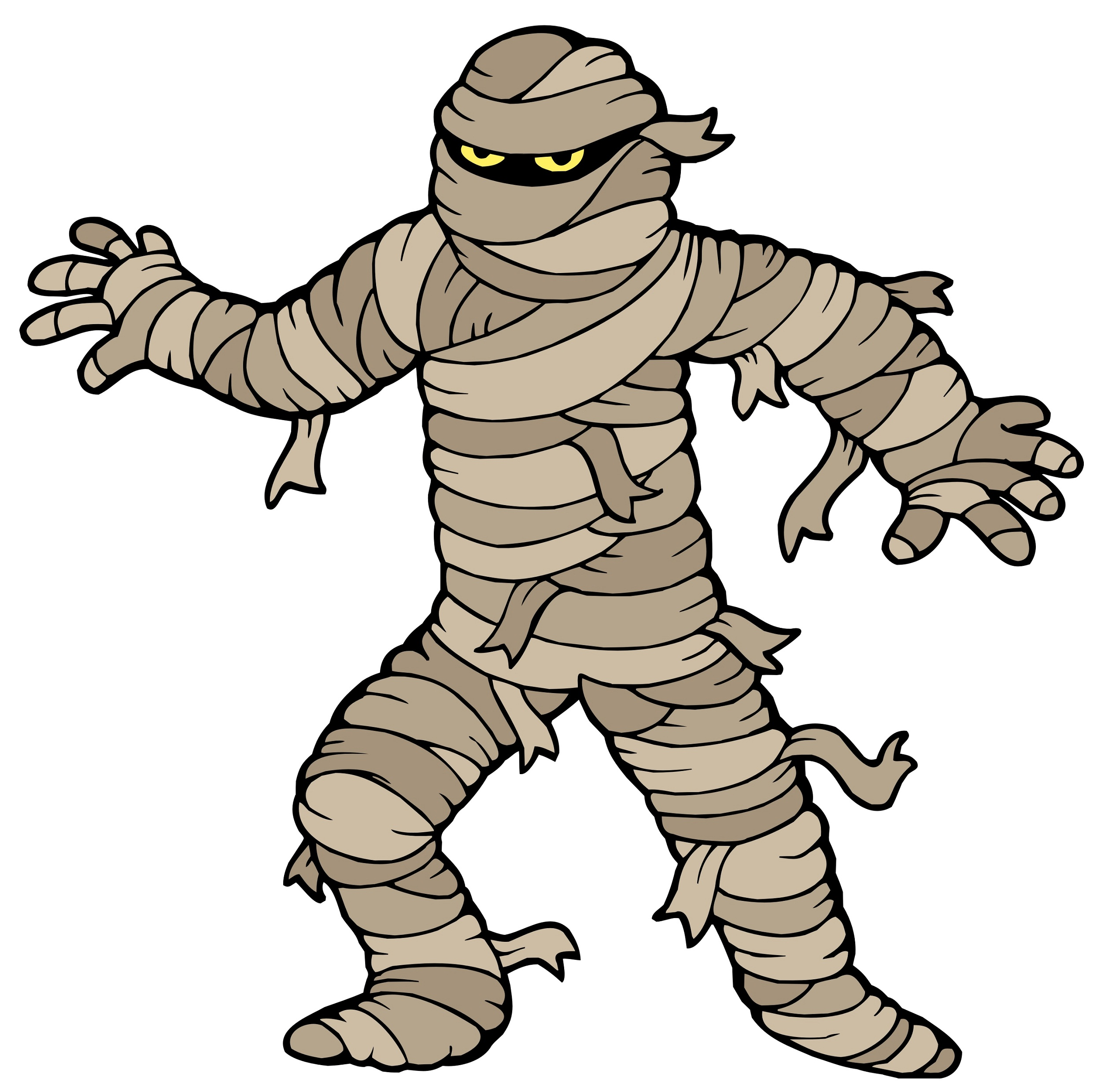 mummy pictures for kids cartoon