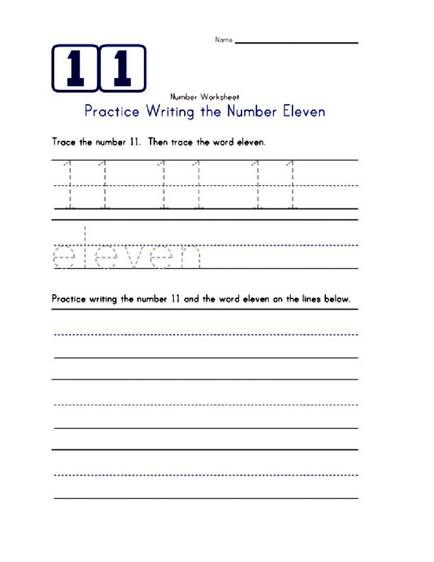 number-11-worksheet-2016
