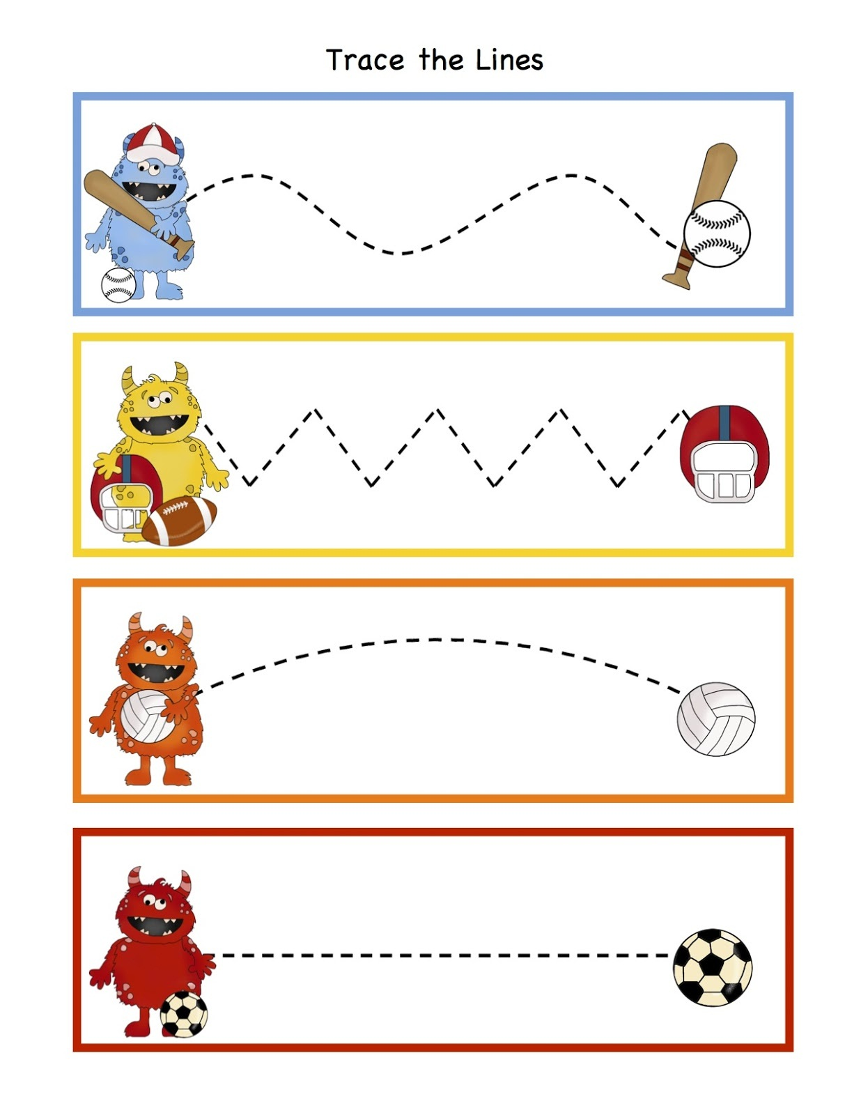 sports-worksheets-for-kids-trace