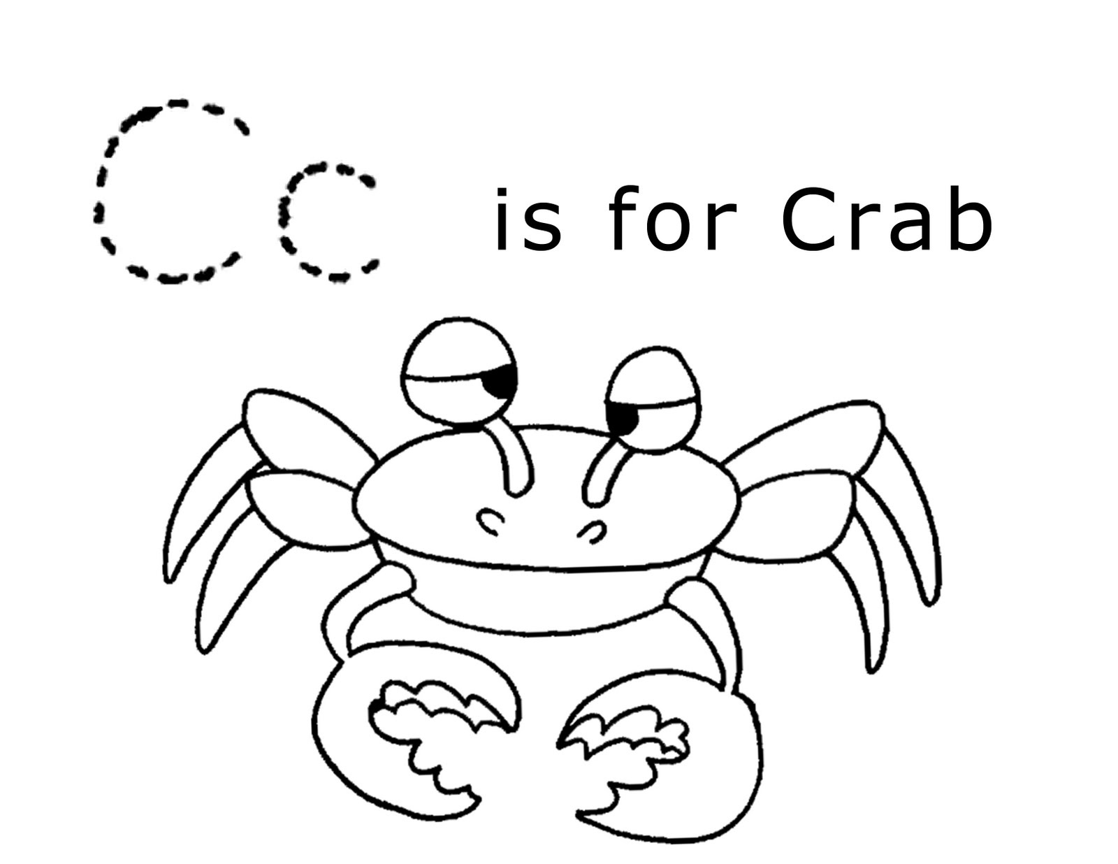 trace-the-letter-c-crab