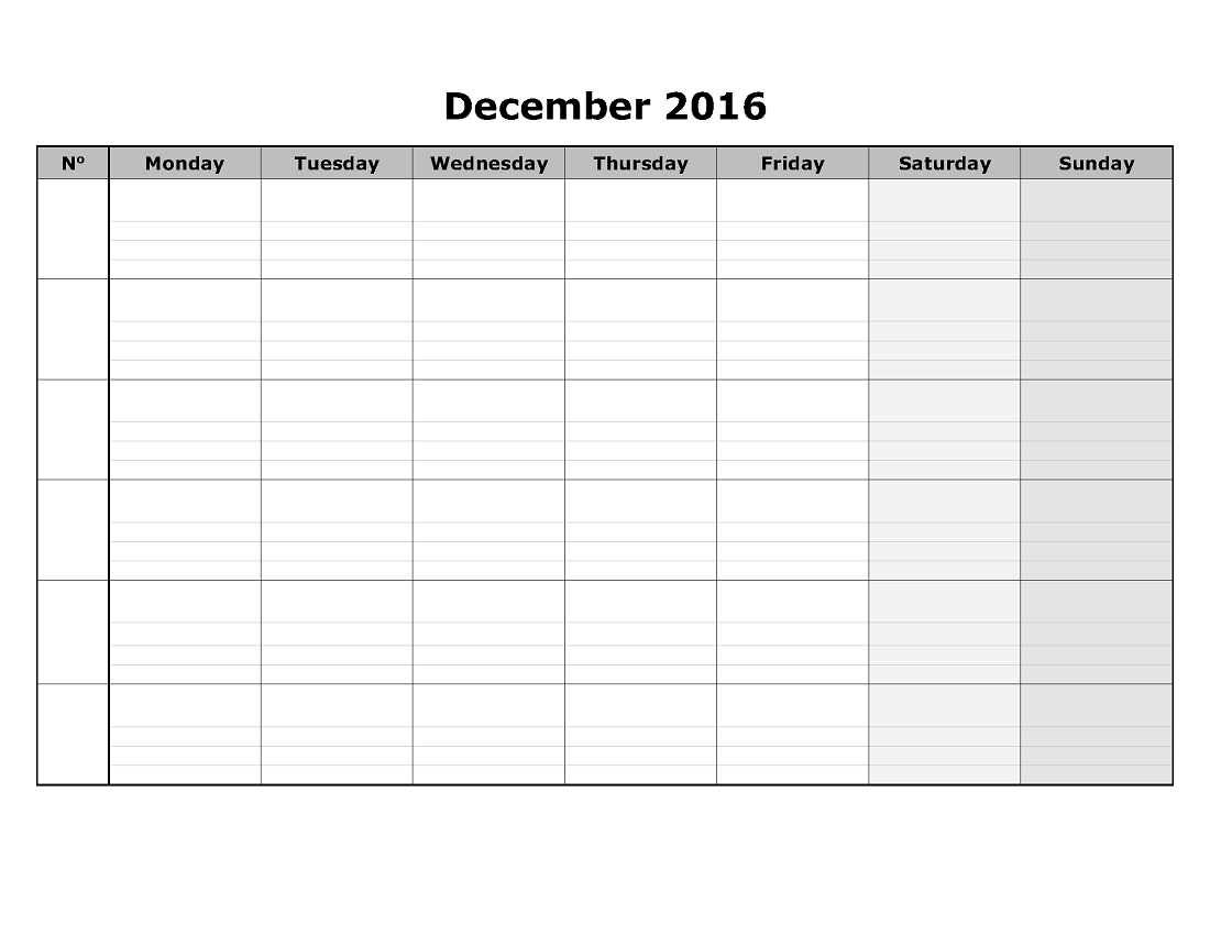 december-2016-calendar-grid