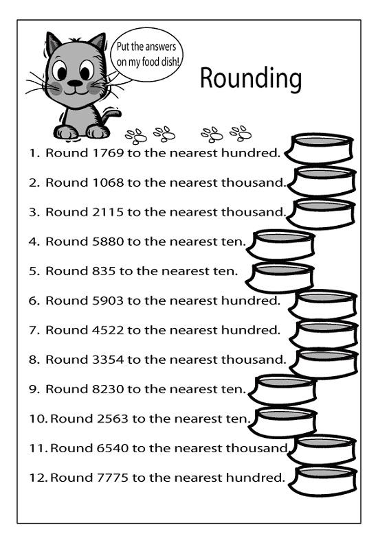 math-worksheet-fun-round